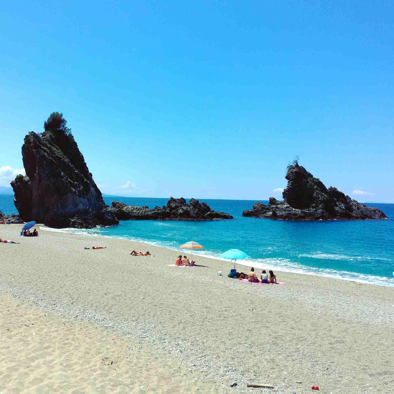 Tonnara a Palmi Costa Viola 10 spiagge più belle a Reggio Calabria