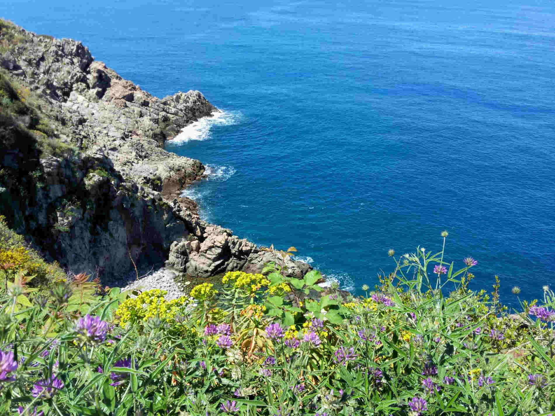 Cala Rovaglioso Palmi Costa Viola 10 spiagge più belle a Reggio Calabria