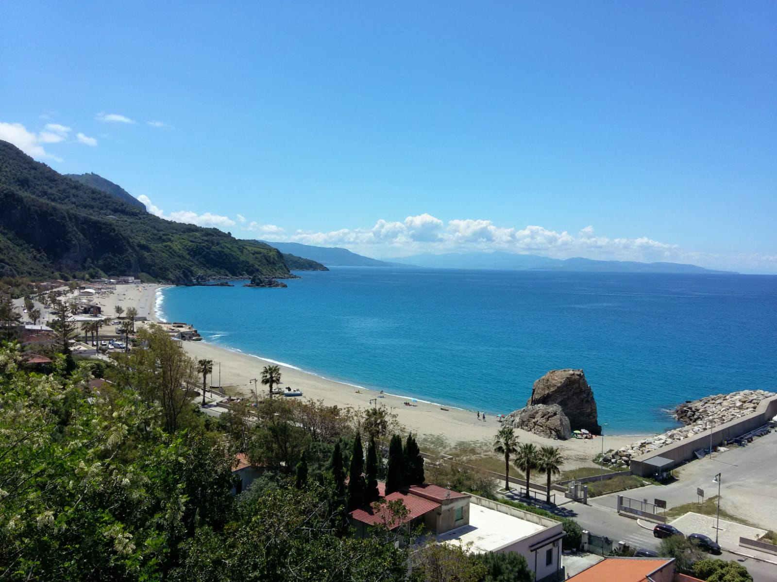 10 spiagge più belle a Reggio Calabria Lido di Palmi Costa Viola