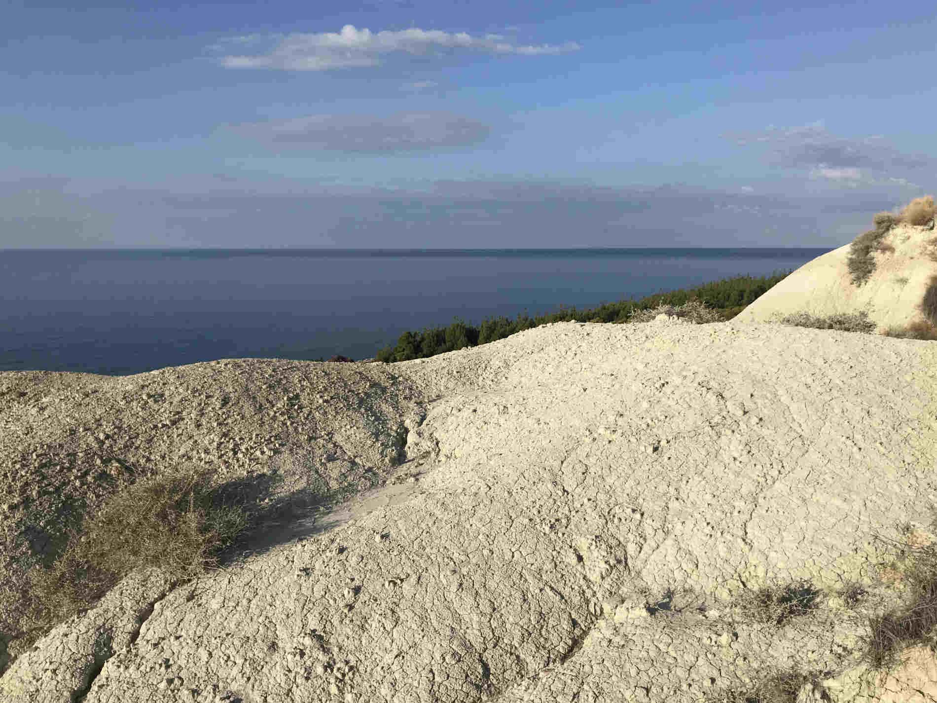 Vacanze sulla costa ionicadi Reggio Calabria I Calanchi di palizzi Marina