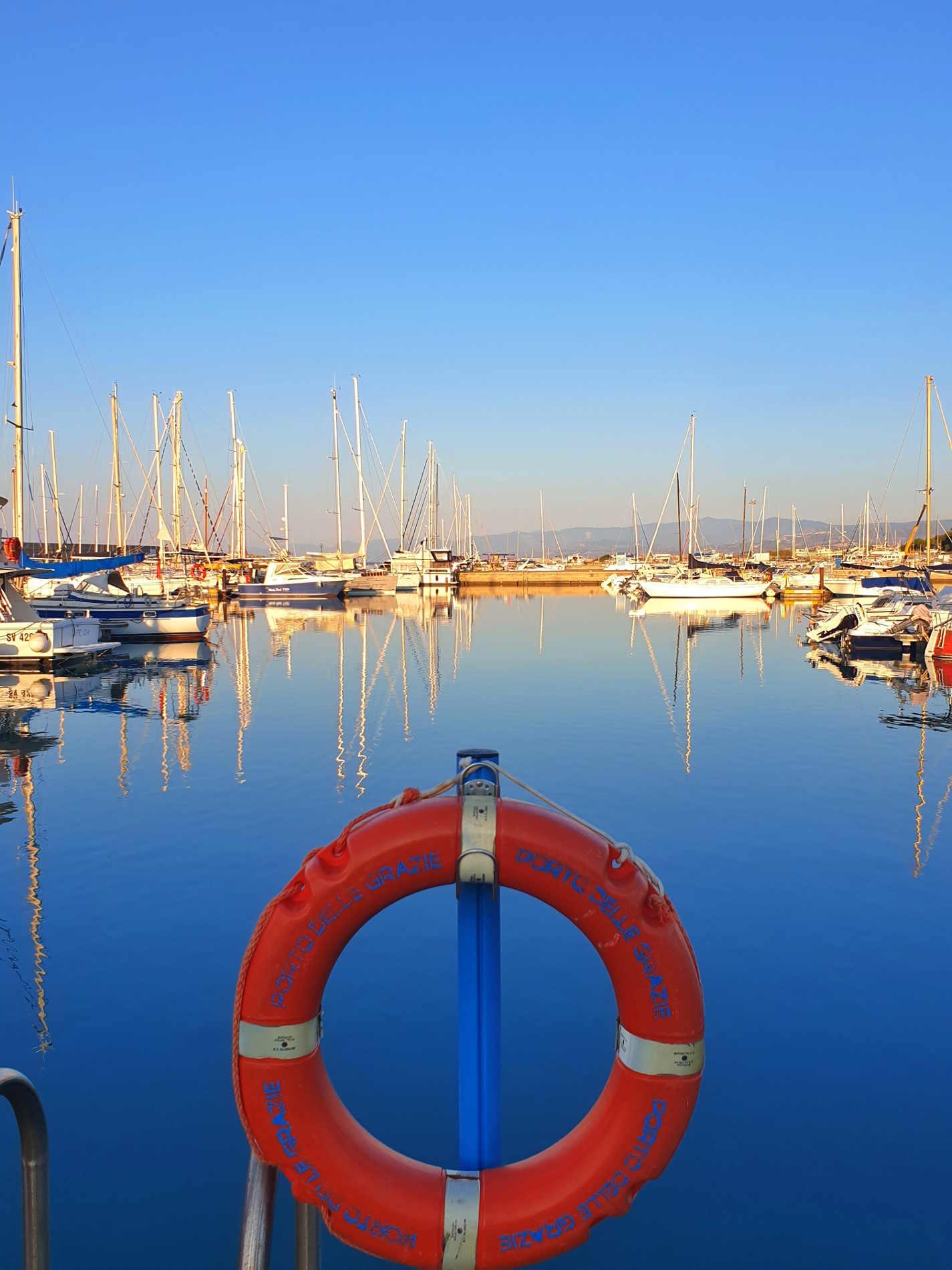 Porto delle Grazie a Roccella Jonica vacanze sulla costa ionica di Reggio Calabria