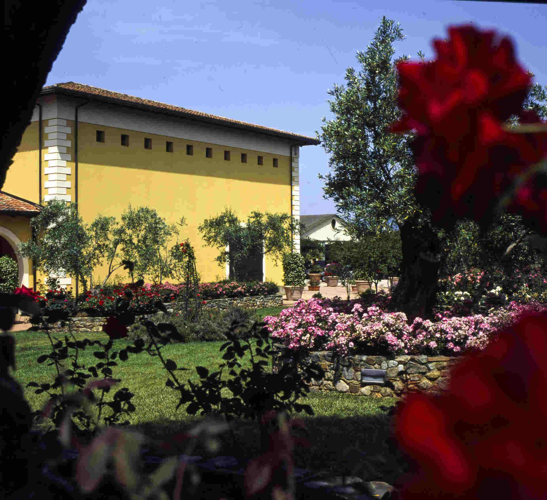 La tenuta della Famiglia Statti: luogo ideale anche per cerimonie!