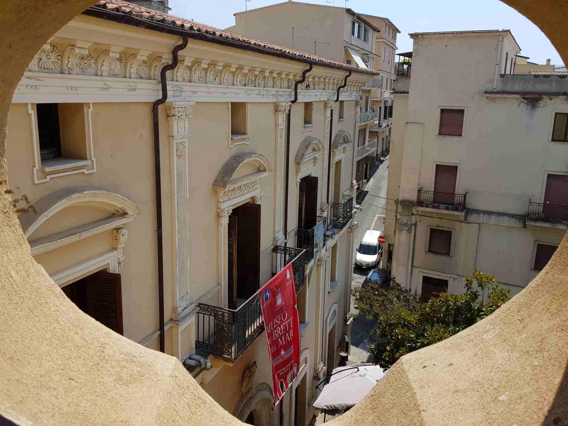 Museo dei Bretti e del Mare a Cetraro Panorami