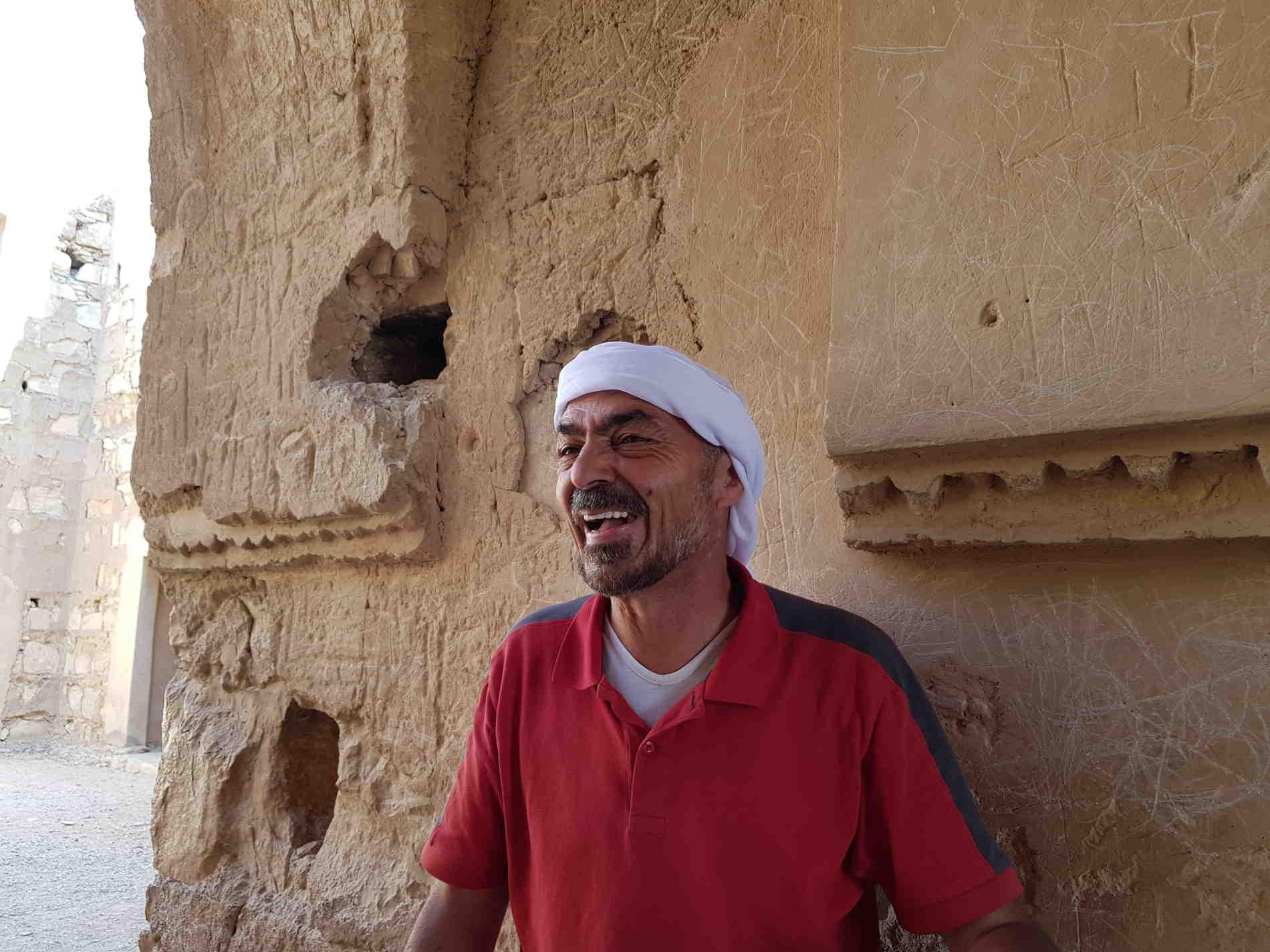 Tarawneh Fuad: la nostra guida del Viaggio in Giordania