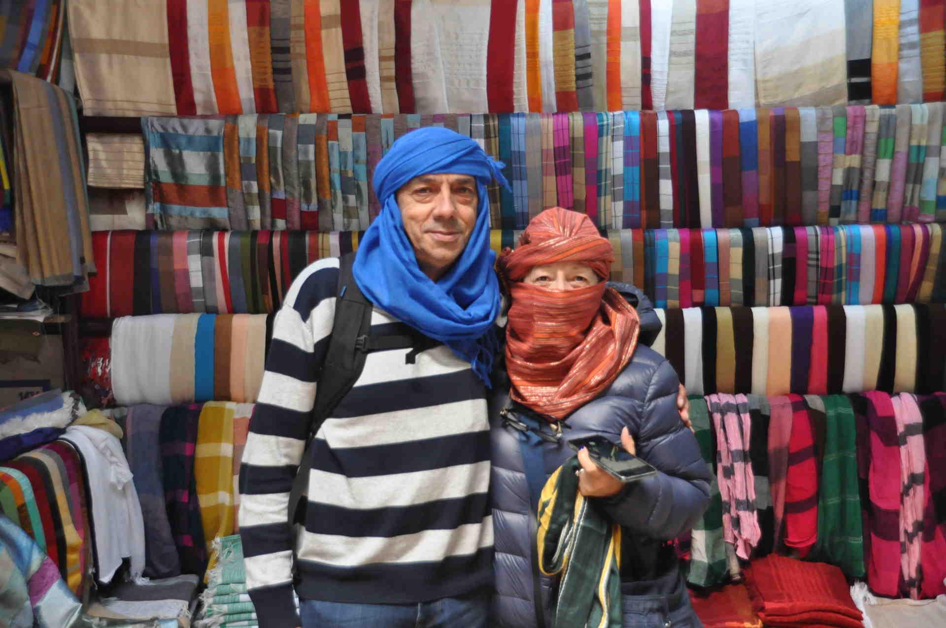 Viaggiare per non invecchiare-Nonni Avventura in Marocco