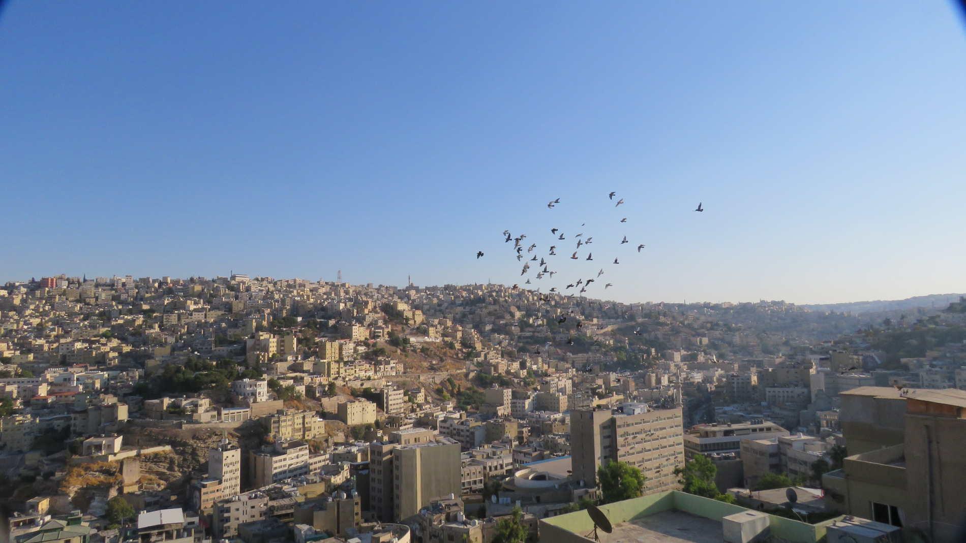 Panorama- cosa vedere ad Amman