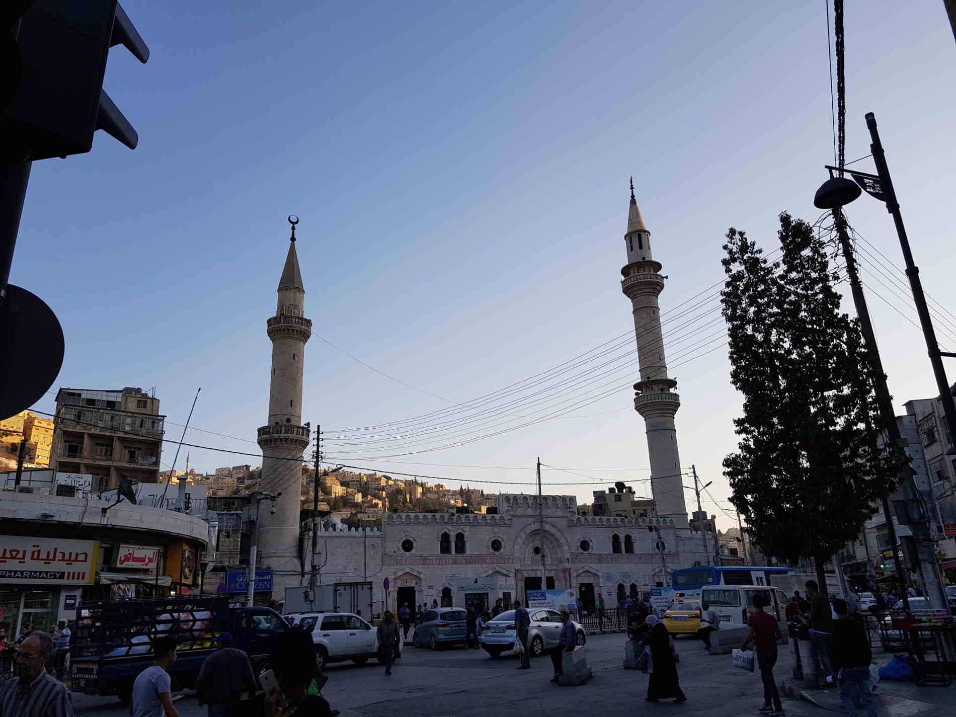 Cosa vedere per le strade di Amman