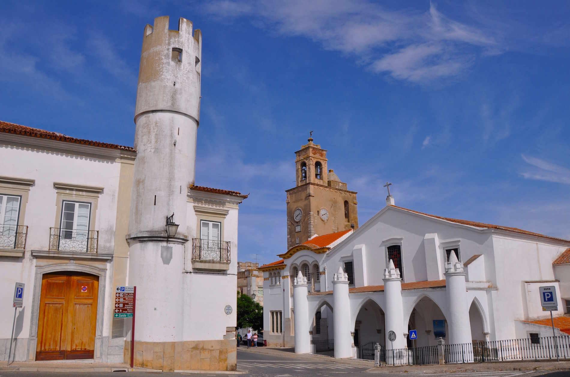 Portogallo - Beja, nellla Regione dell'Alentejo, spuntidiviaggio intervsta Liliana Navarra