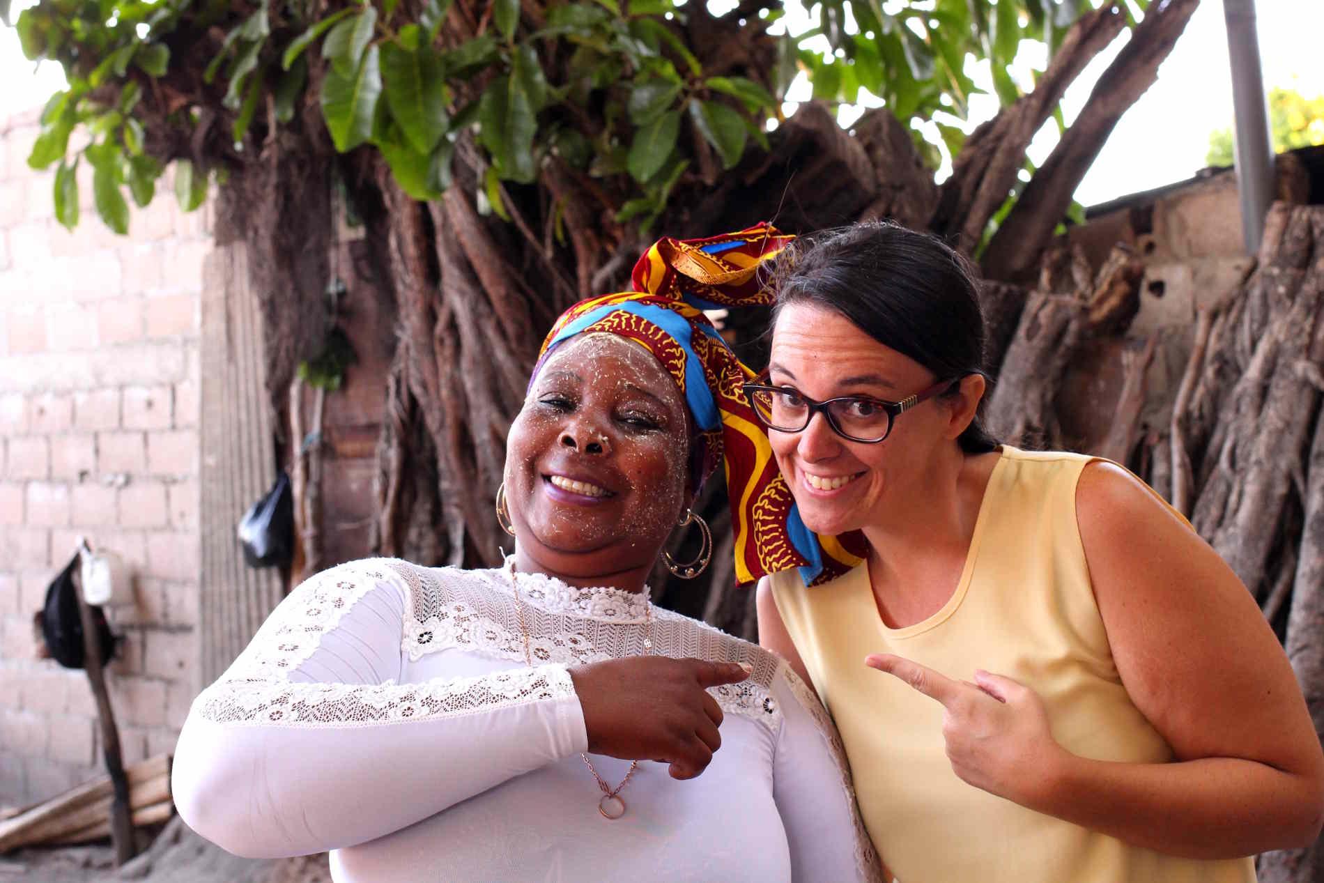 Liliana Navarra a Maputo Mafalal spuntidiviaggioa