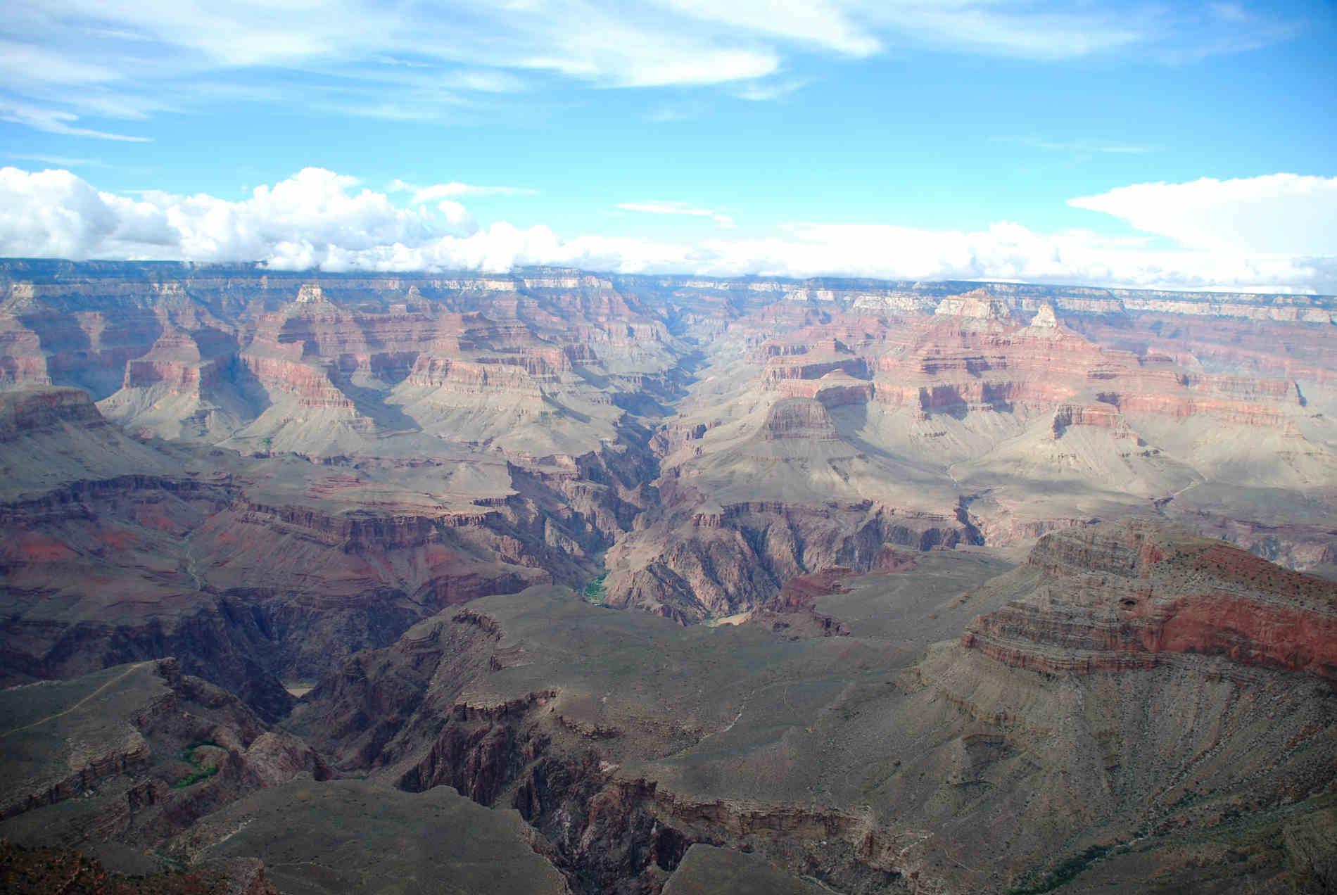 Gran Canyon il re dei Parchi Nazionali americani