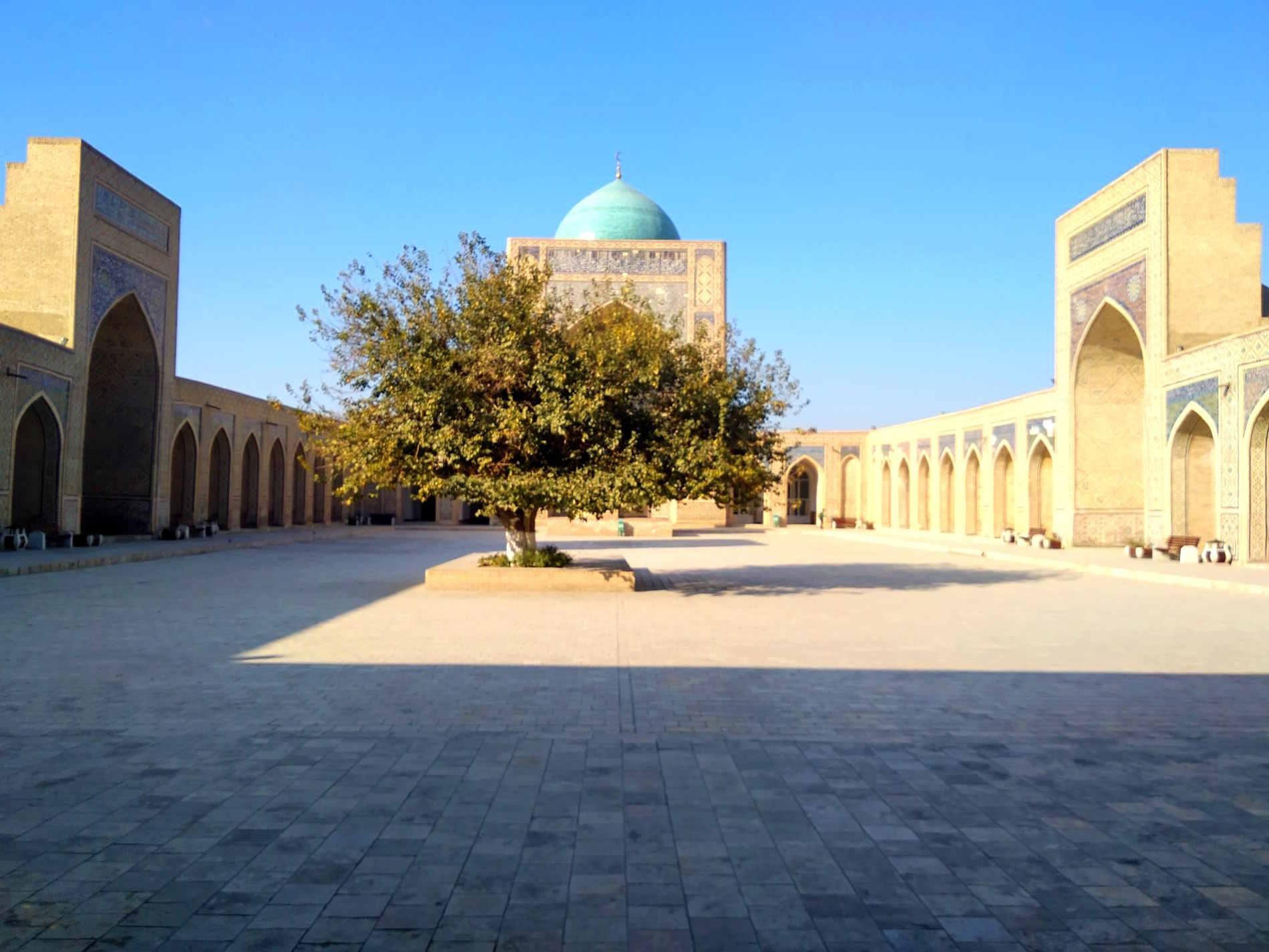 moschea-Kalon-Bukhara