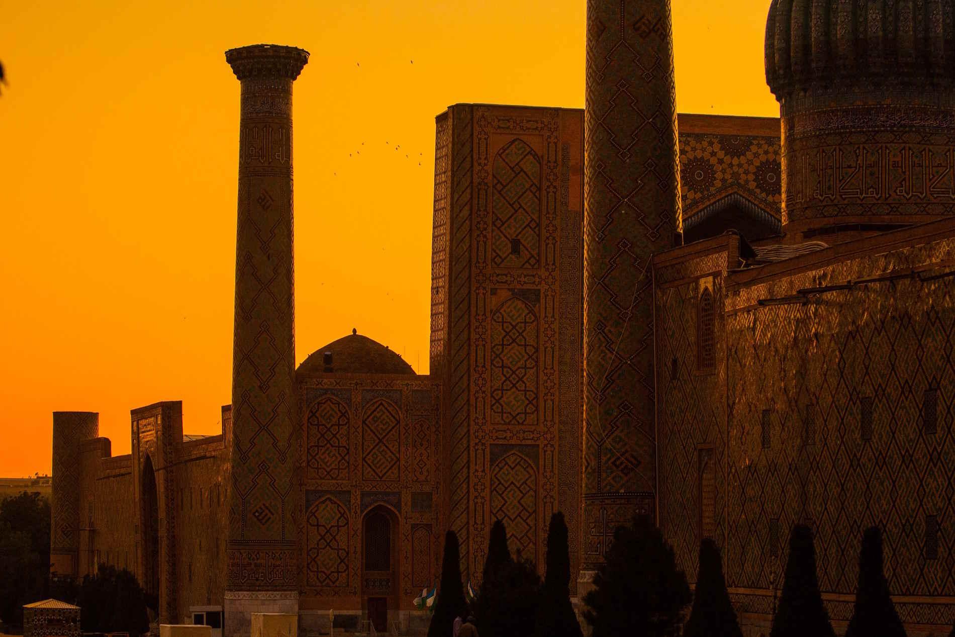 itinerario di Viaggio in Uzbekistan in 13 giorni spuntidiviaggio