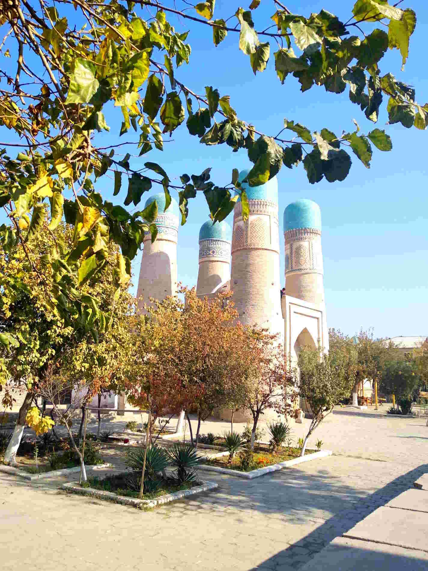 Tour Itinerario di Viaggio in Uzbekistan e tappe