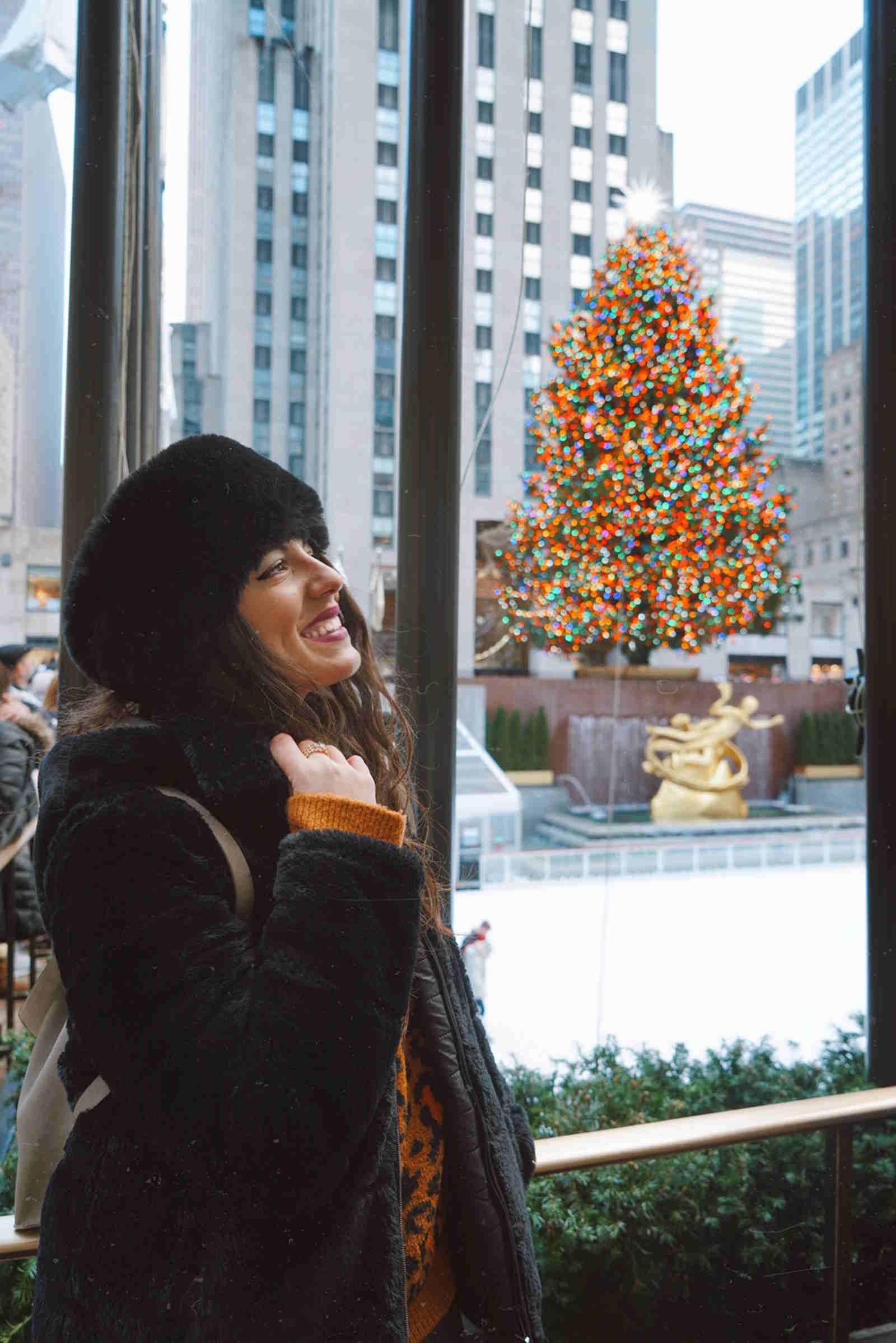 Intervista A manuela Vitulli, new York città preferita. Capodanno 2020