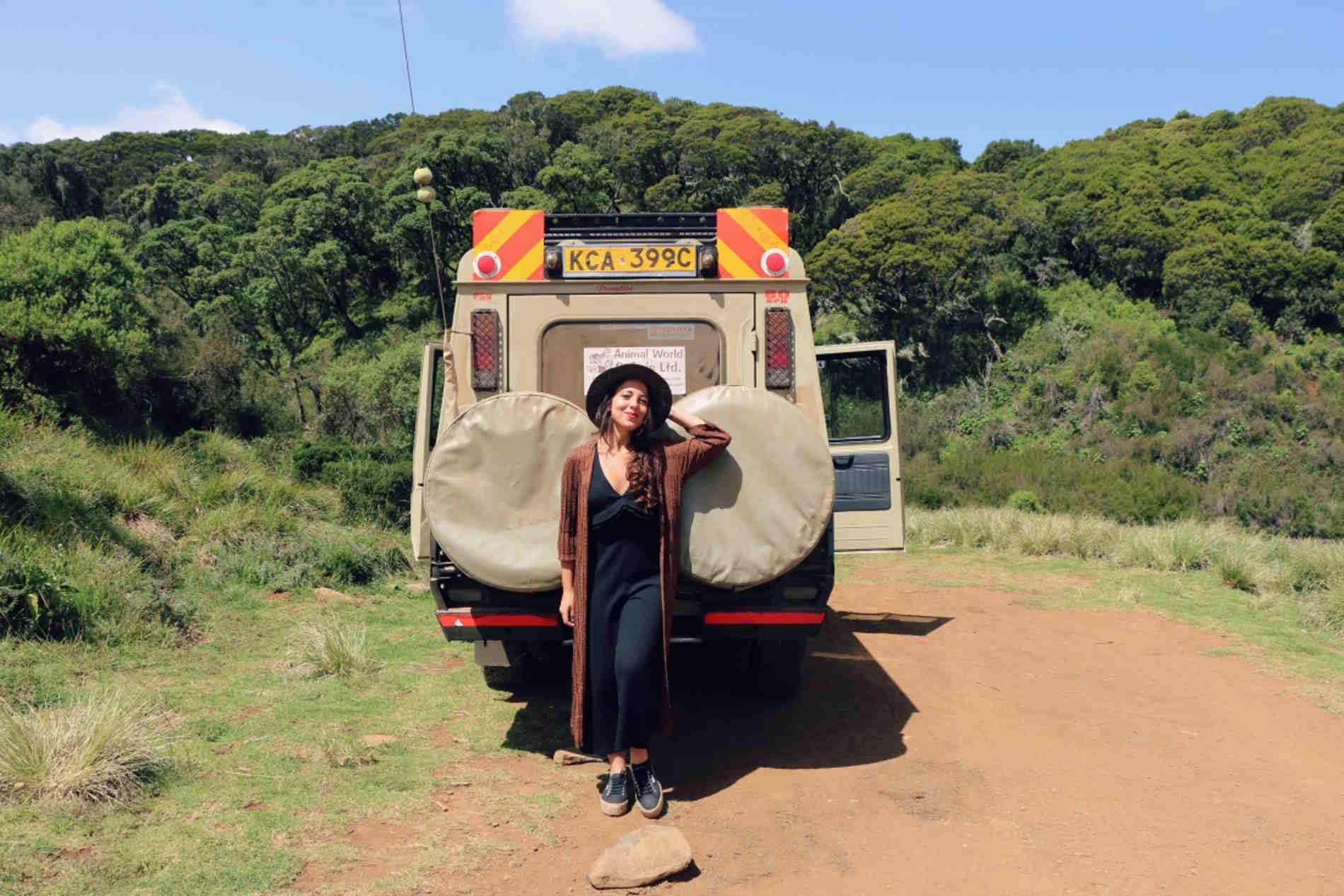 intervista-a-Manuela-Vitulli-Travel-Blogger-professionista-in-Kenya-allaberdare-national-park