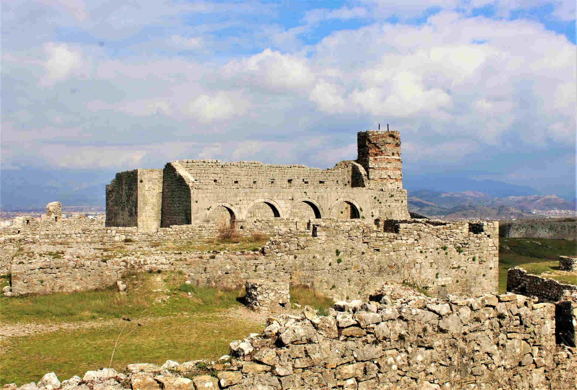 Castello di Rozafa a Scutari cosa vedere in Albania!