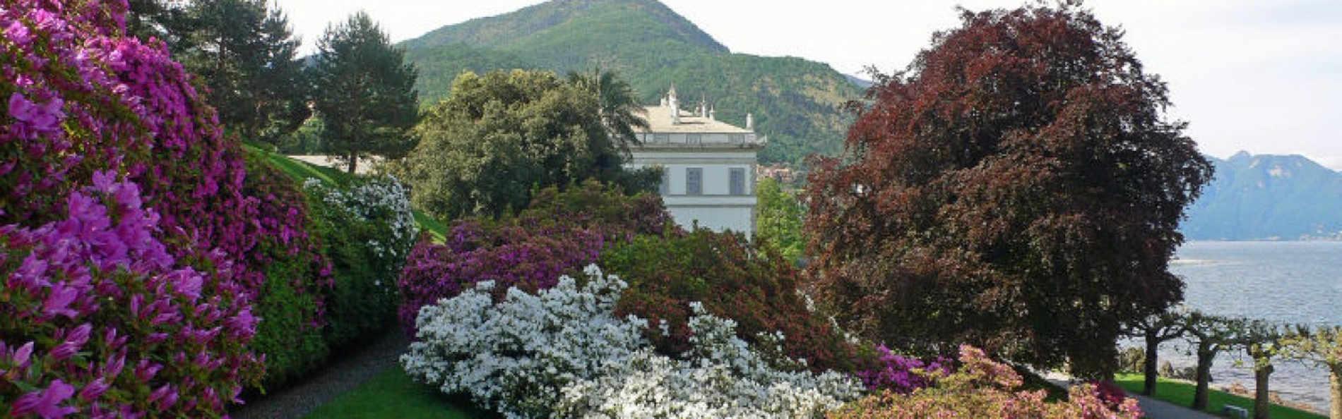 giro sul Lago di Como in battello da Como a Bellagio Villa Melzi d'Eril
