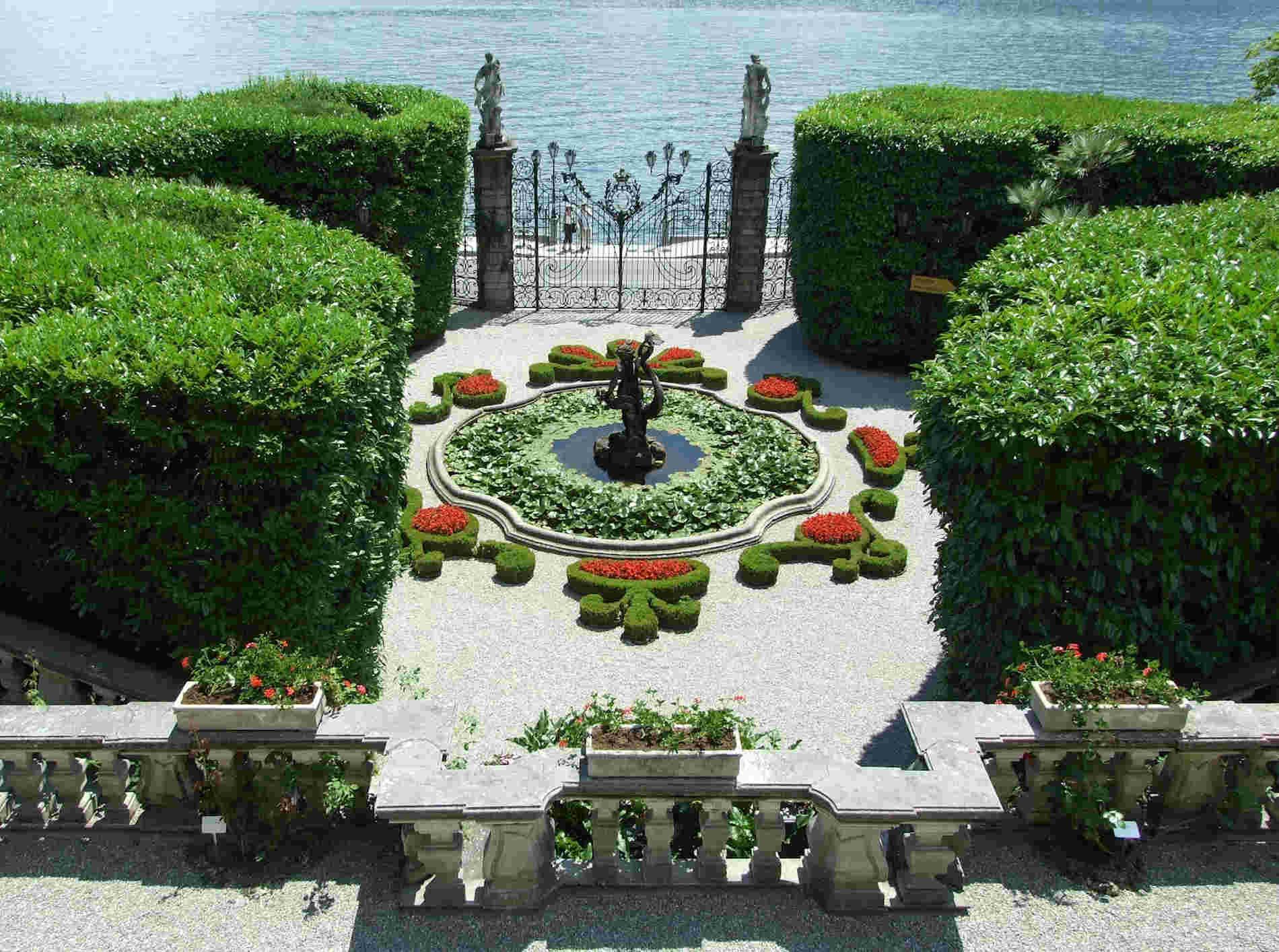 Villa Carlotta sul Lago di Como