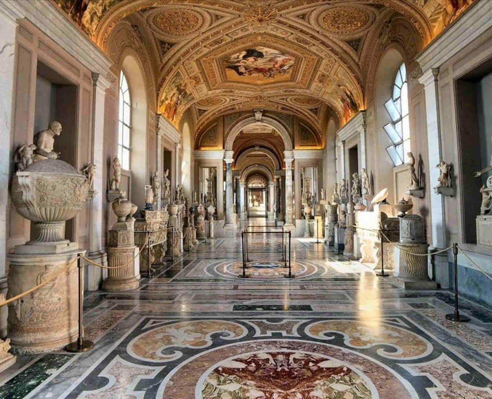 Musei Vaticani viaggi virtuali nei musei italiani e nel mondo