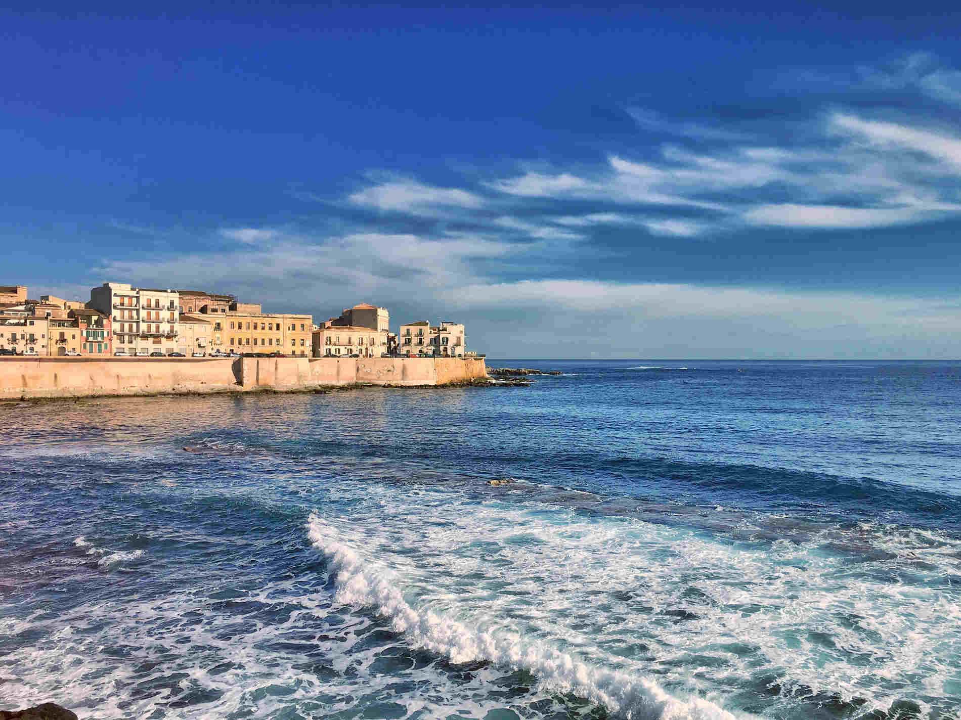 Codsa vedere a Siracusa e dintorni l'Isola di Ortigia