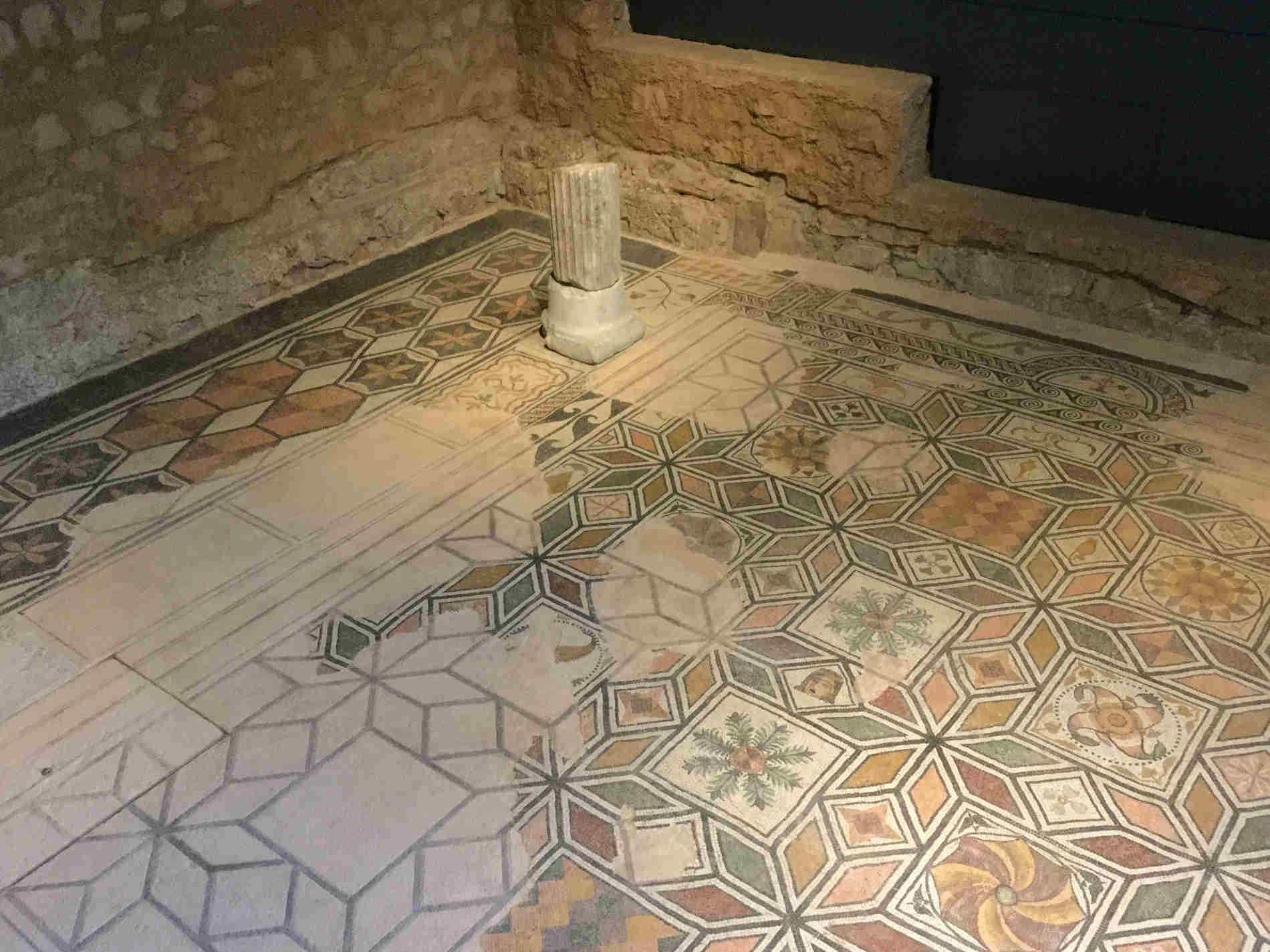 La Domus di Dionisio a Brescia