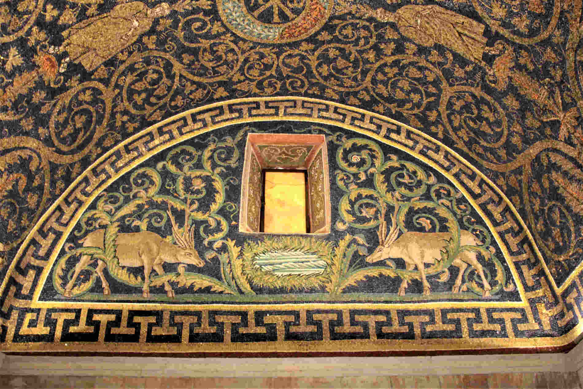 Mausoleo di Galla Placida a Ravenna Sito Unesco