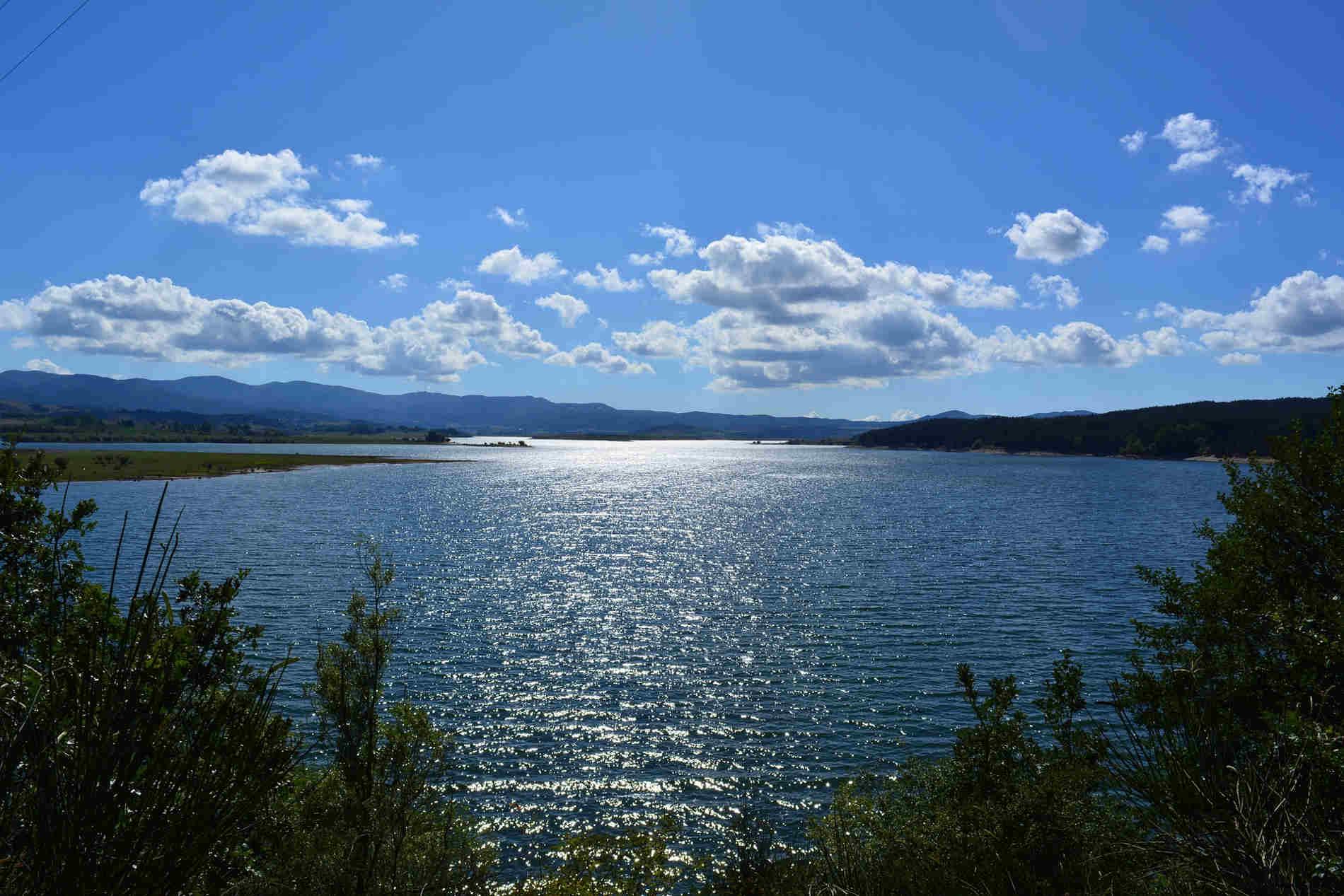 Lago in Sila Calabria UNESCO Italia
