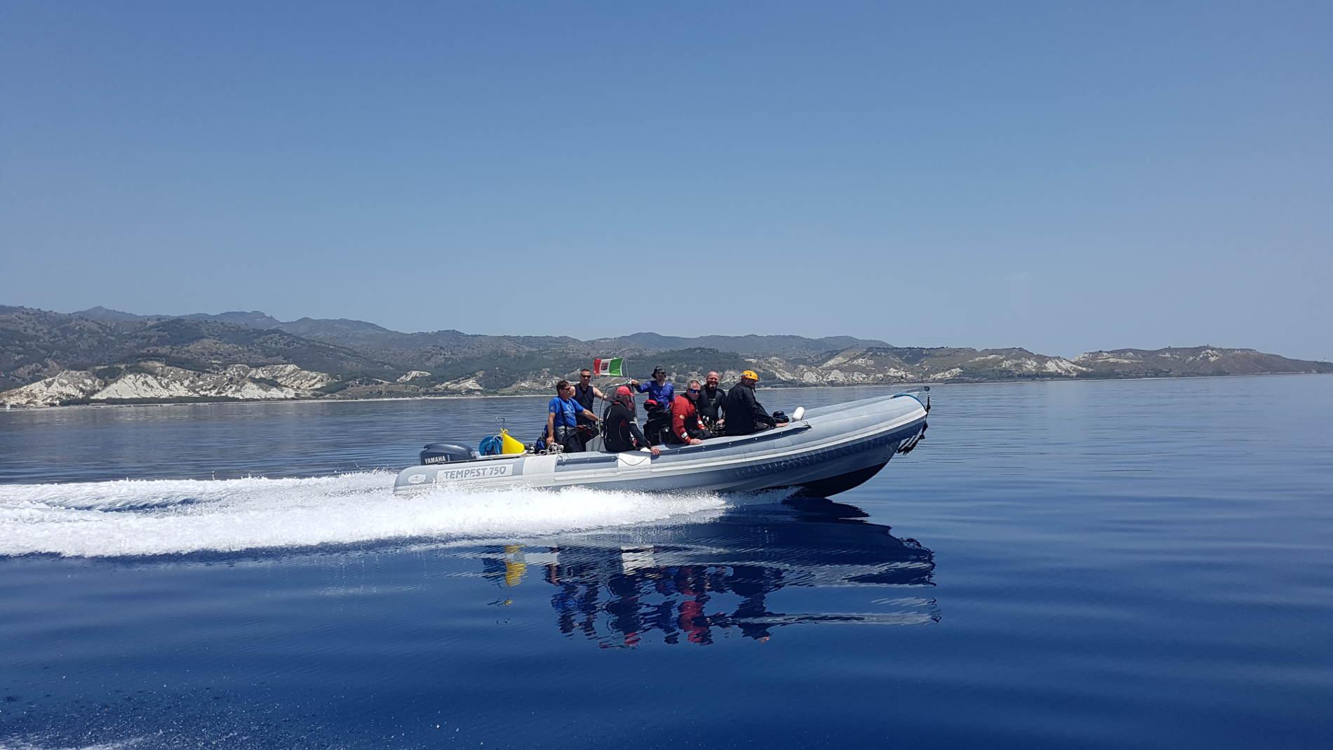 mare di Giojosa Jonica le immersioni imperdibili in Calabria