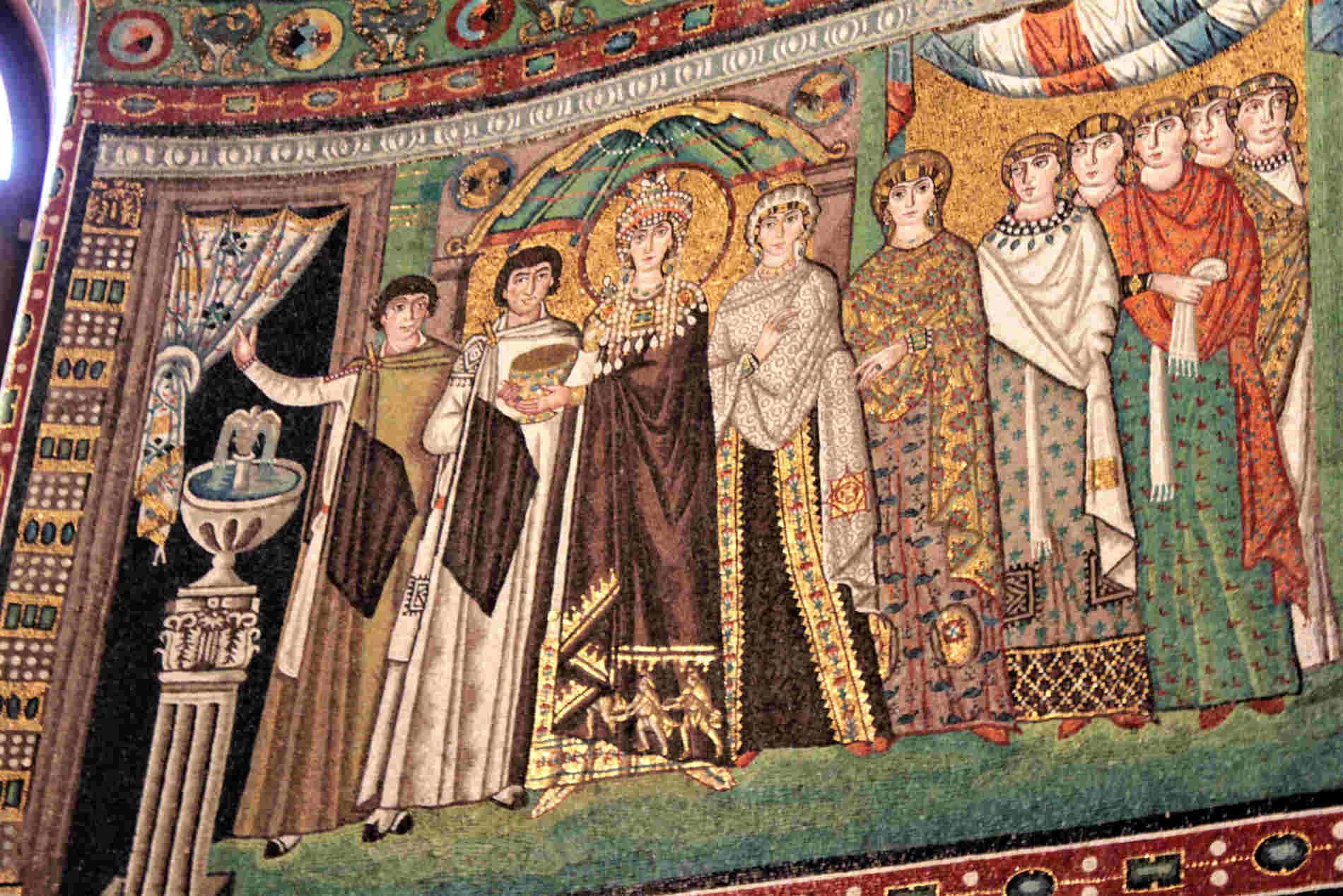Mosaici a Ravenna Patrimoni UNESCO dell'Umanità in Italia
