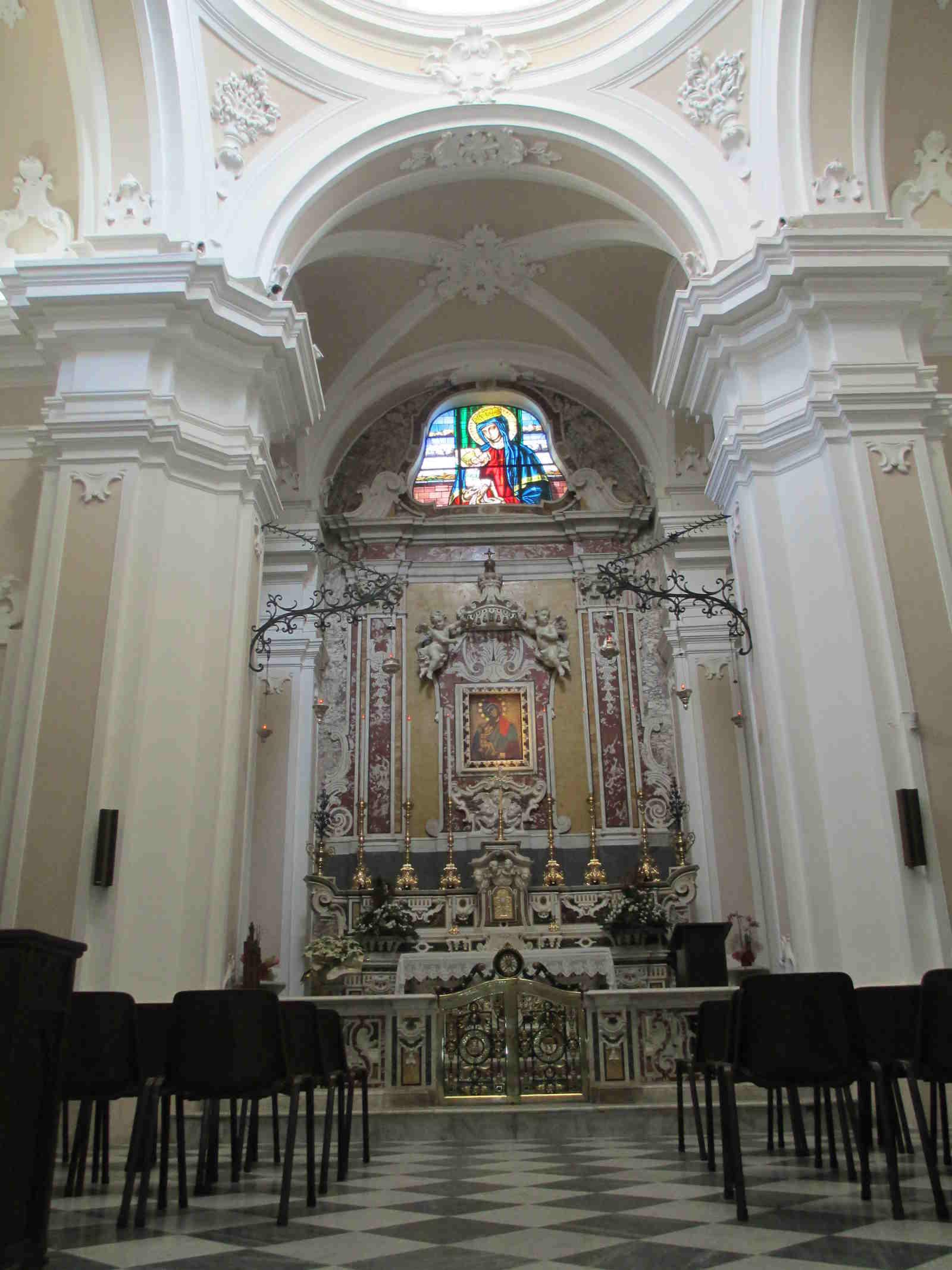 Cappella della Madonna del Pilar nel Duomo