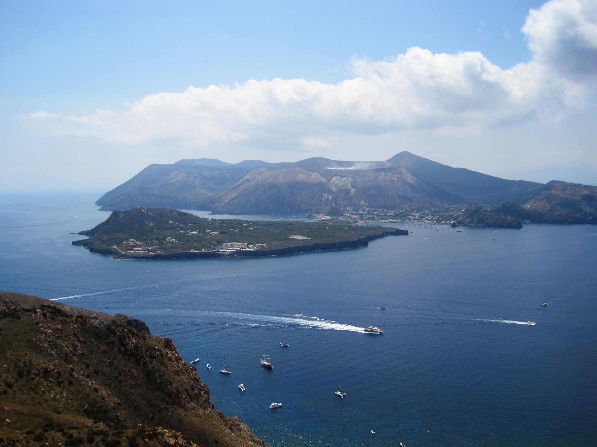 Guida alle 7 Isole Eolie Lipari e Vulcano