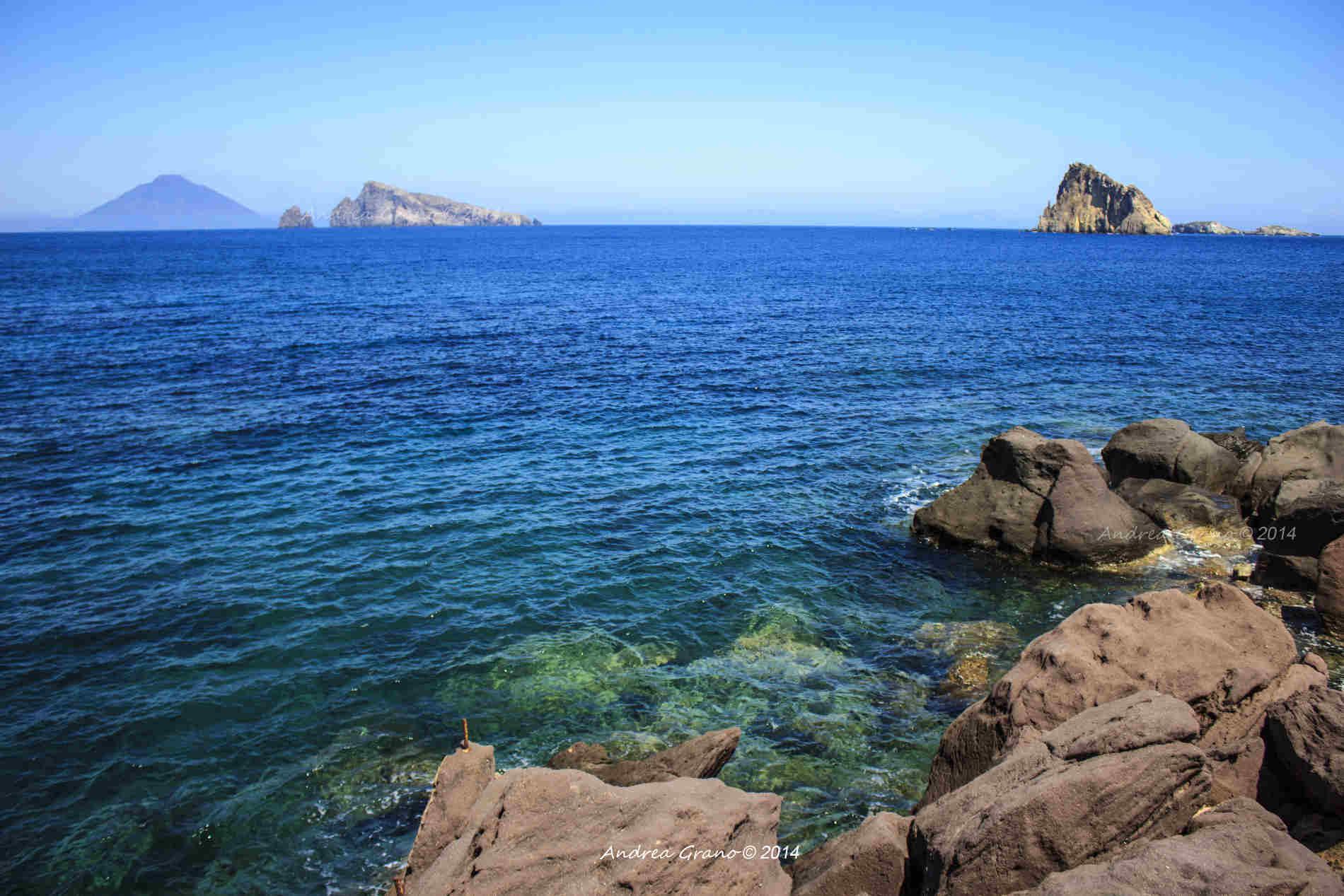 mare di Panarea isole Eolie cose vedere