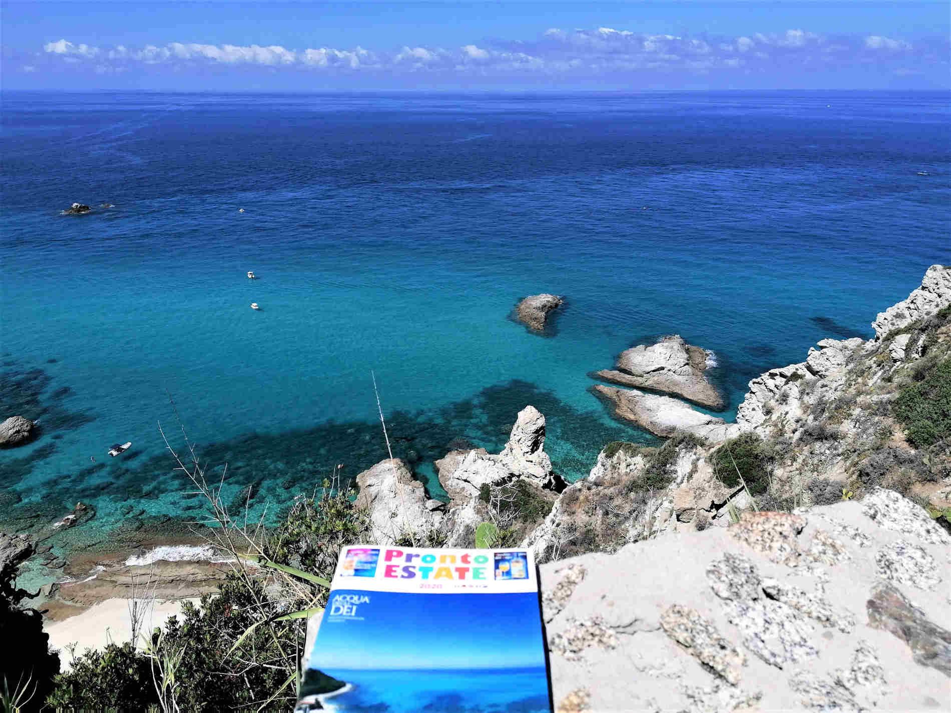 Pronto Estate sfondo Capo Vaticano Guida alle vacanze sulla Costa degli dei e a Tropea
