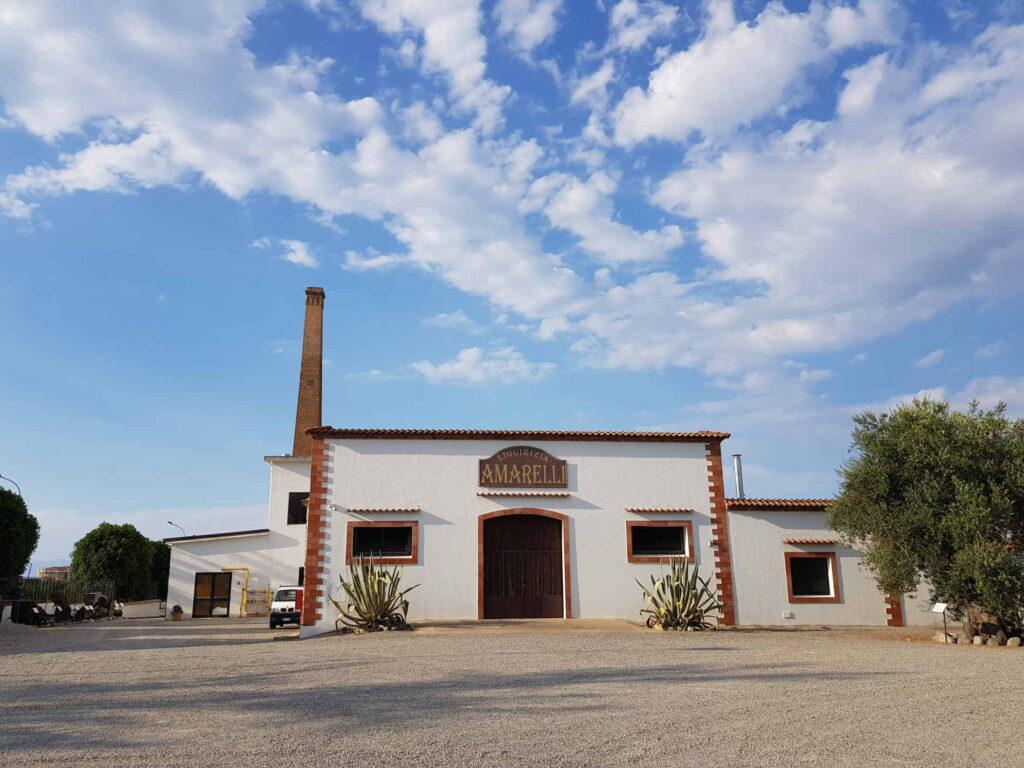 Antico impianto del concio presso il Museo della Liquirizia Giorgio Amarelli a Rossano
