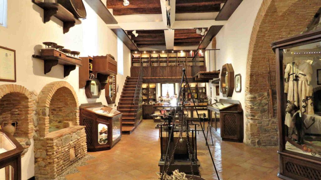 Museo della Liquirizia Giorgio Amarelli a Rossano