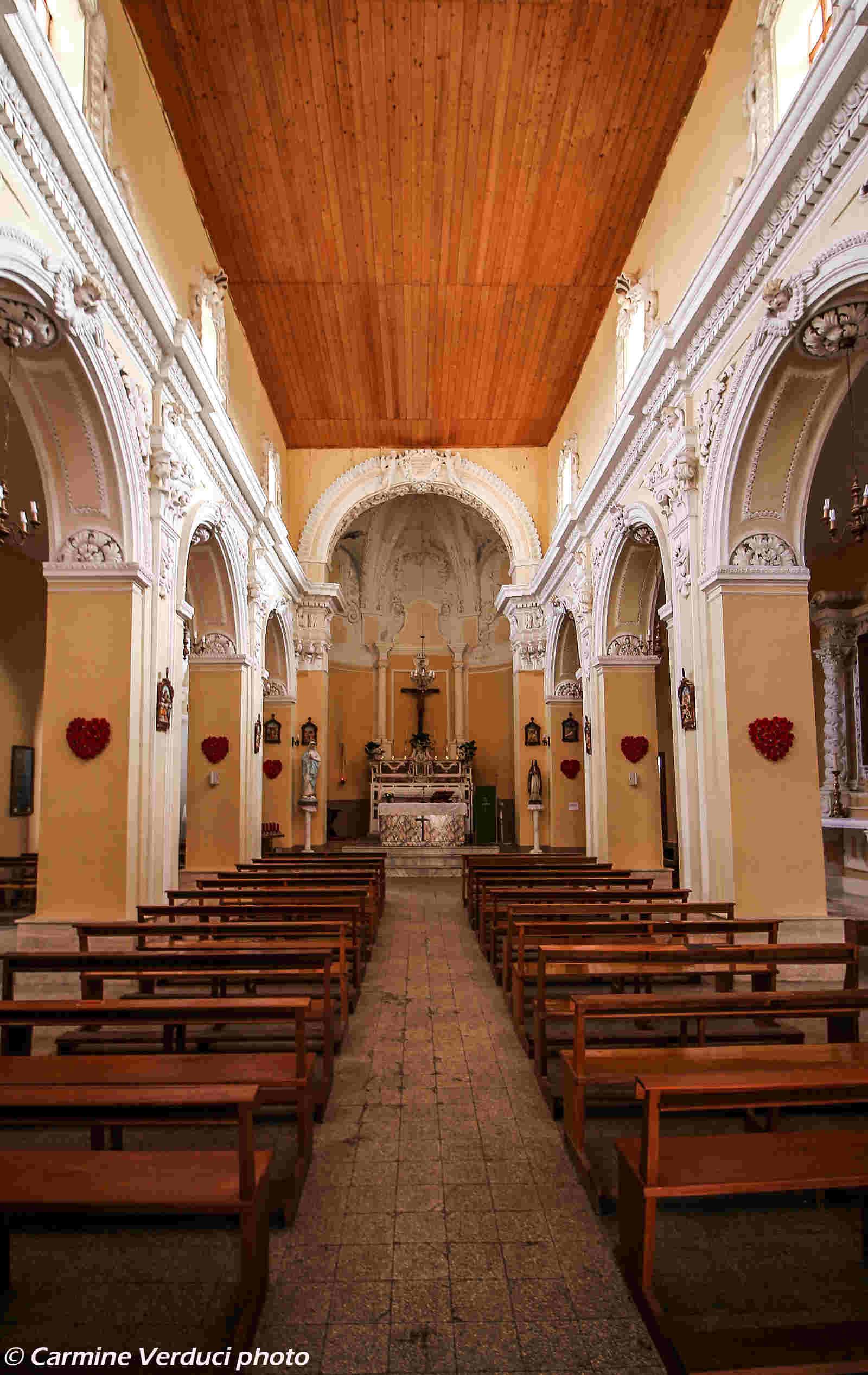 Chiesa della Vittoria a Staiti Borgo dell'Area Grecanica di reggio Calabria