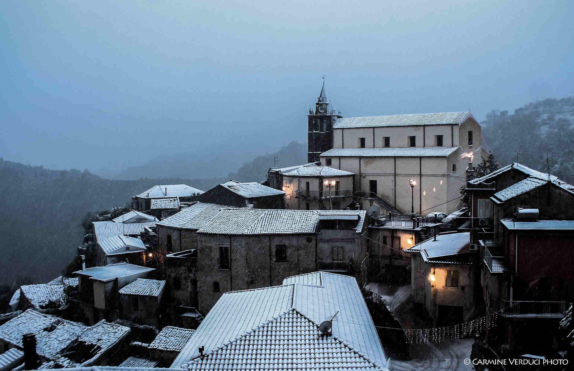 Perchè visitare il borgo di Staiti in ogni stagione anche con la neve