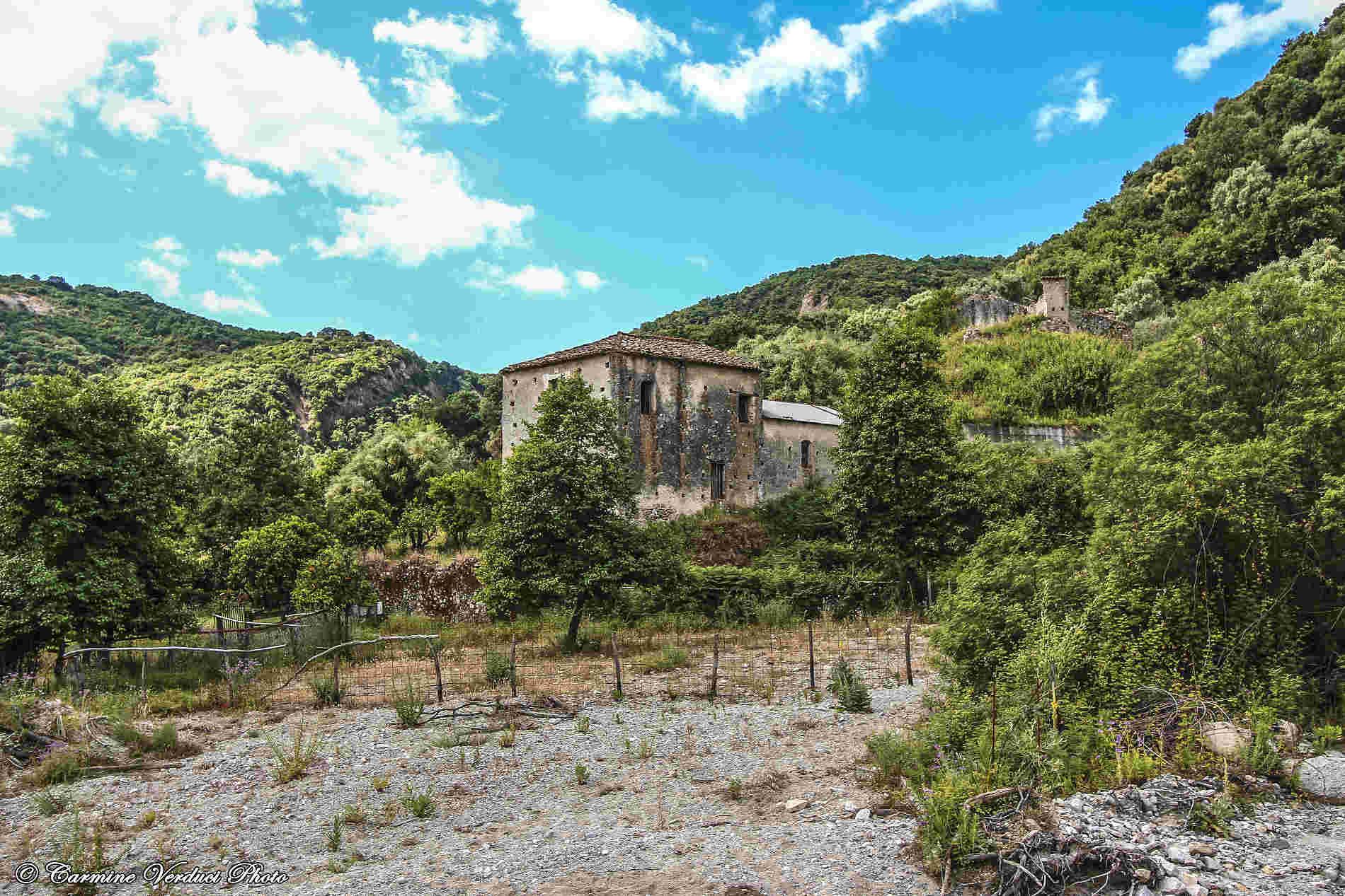 Località Badia nei dintorni del Borgo di Staiti