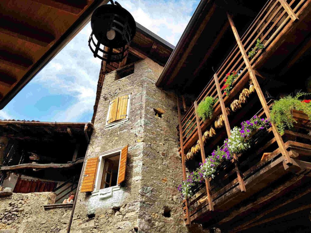 Canale di Tenno in Trentino borgo fra i più belli d'Italia