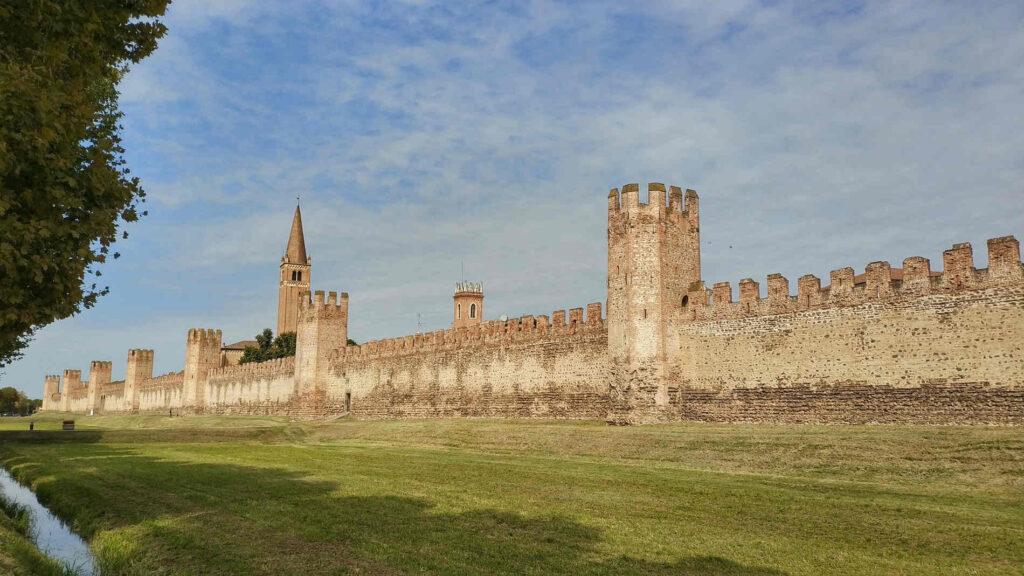 Montagnana in Veneto borgo più bello dell'italia