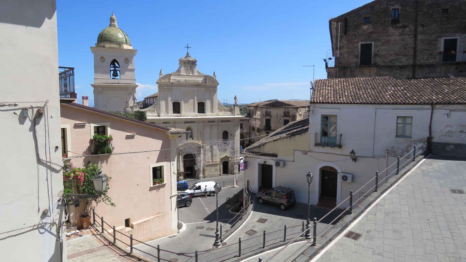 La Cattedrale di Rossano intitolata Maria Santissima Achiropita