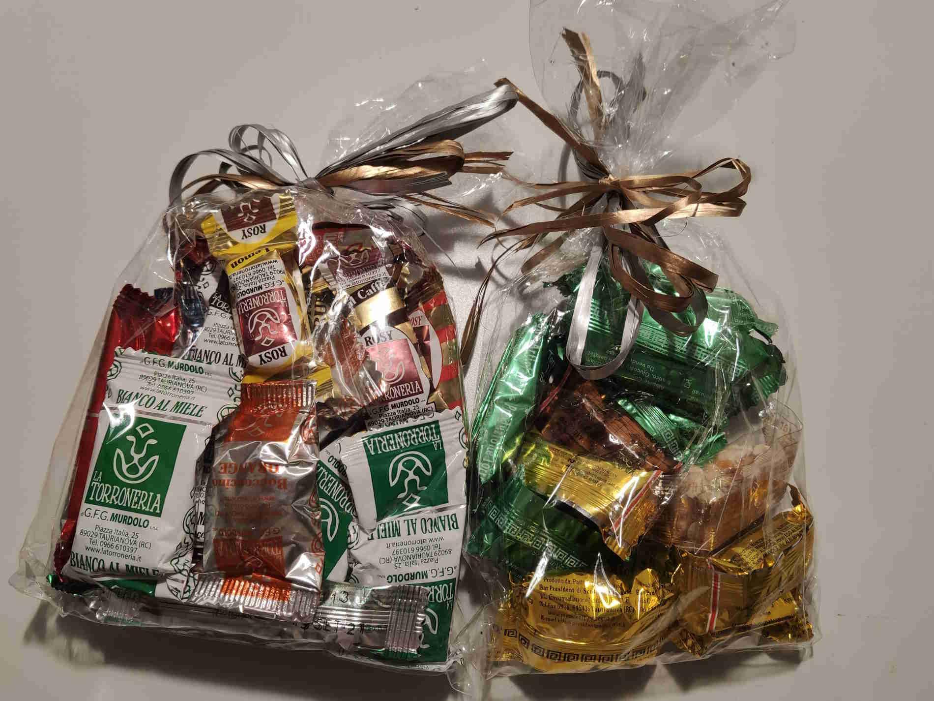 torroncini calabresi ricette e sapori natalizi tradizionali italiani