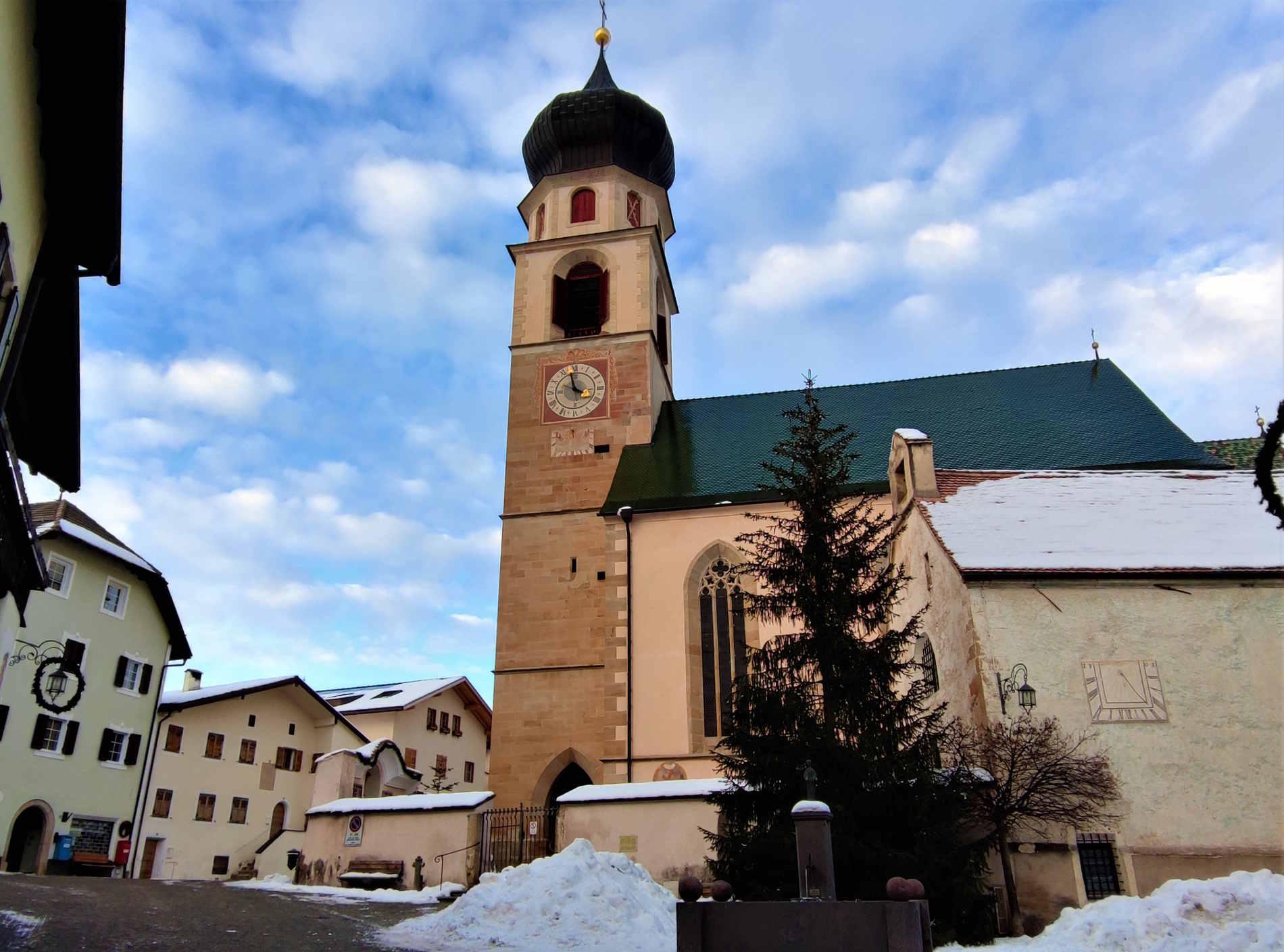 Chiesa di S. Maria Assunta a Fiè allo Sciliar Alto adige