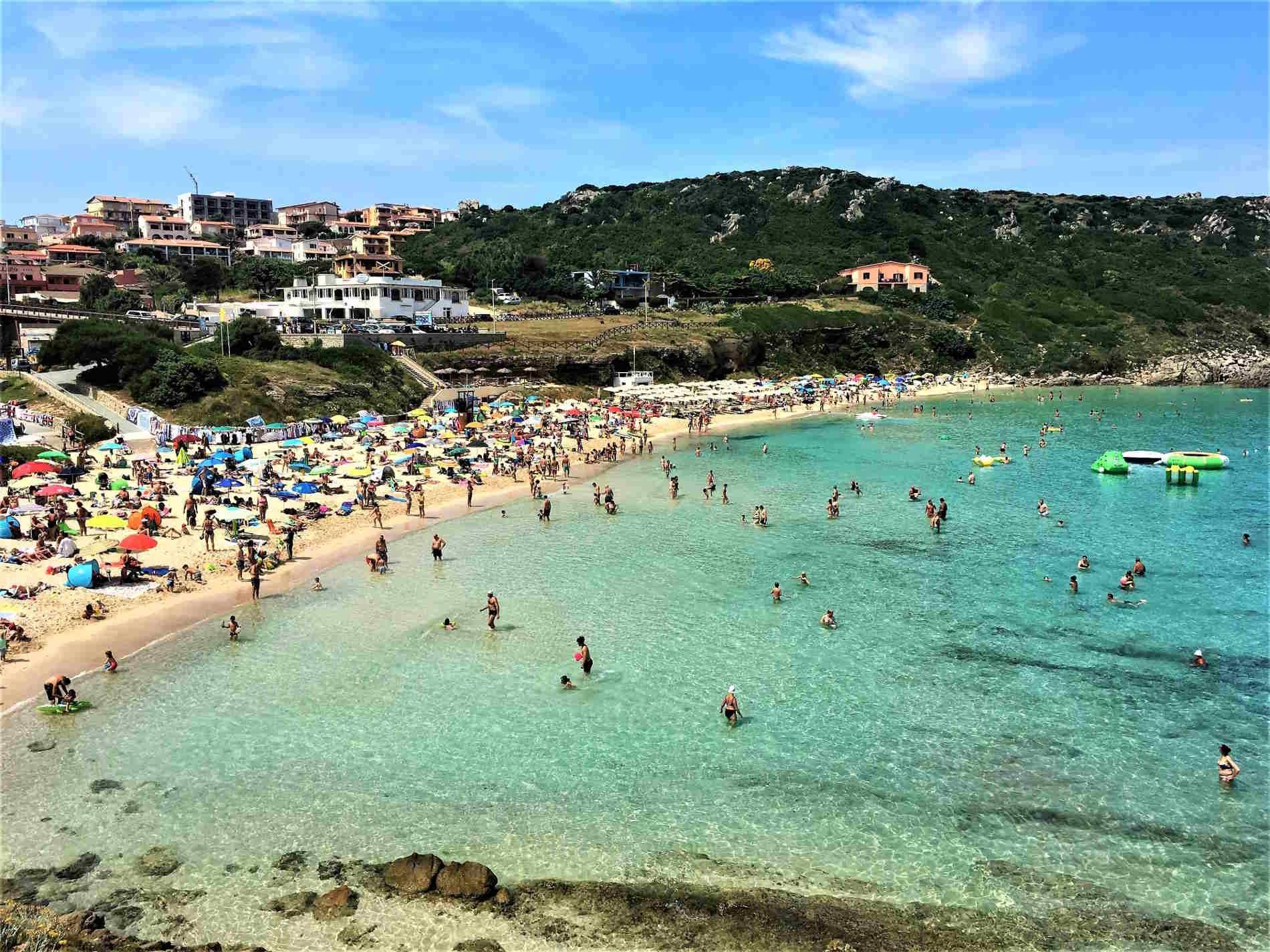 La Spiaggia di Rena Bianca a Santa Teresa di Gallura fra le migliori spiagge in Italia e nel mondo