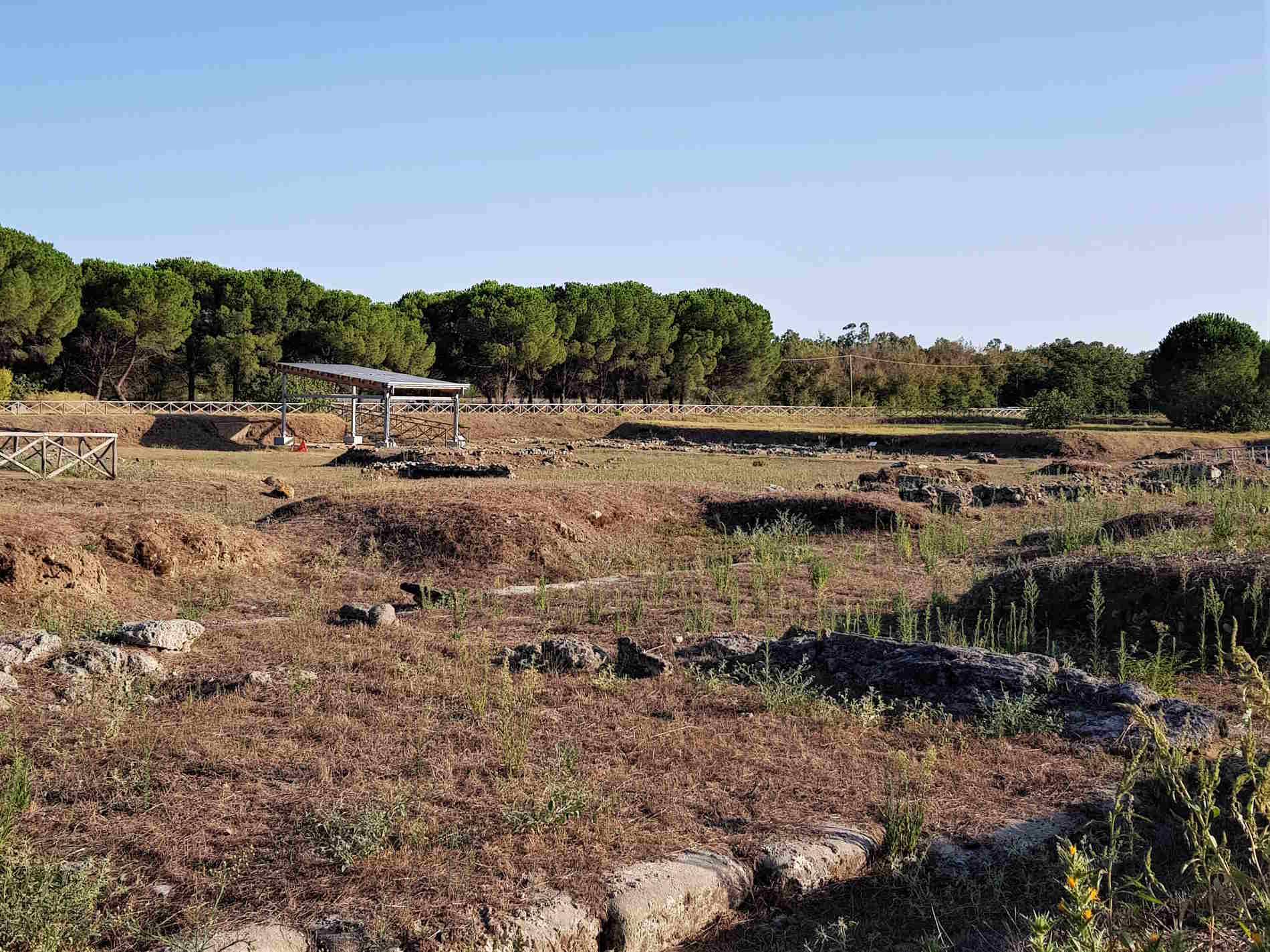 Località Centocamere a Locri Epizefiri