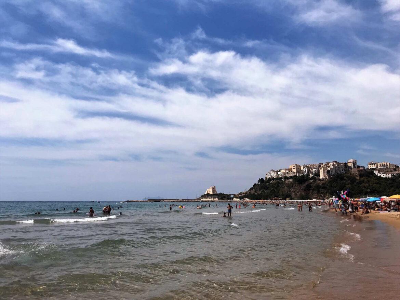 Spiaggia di Sperlonga Lazio Italia