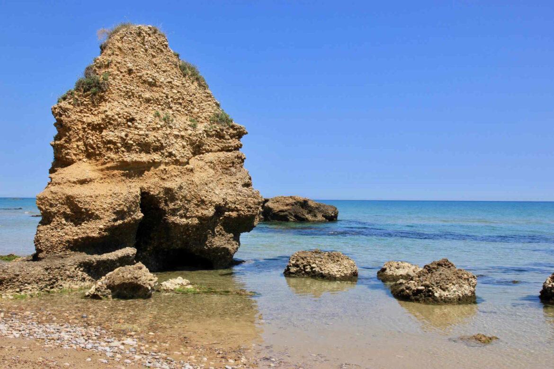 Spiaggia dei Libertini Riserva diPunta Aderci