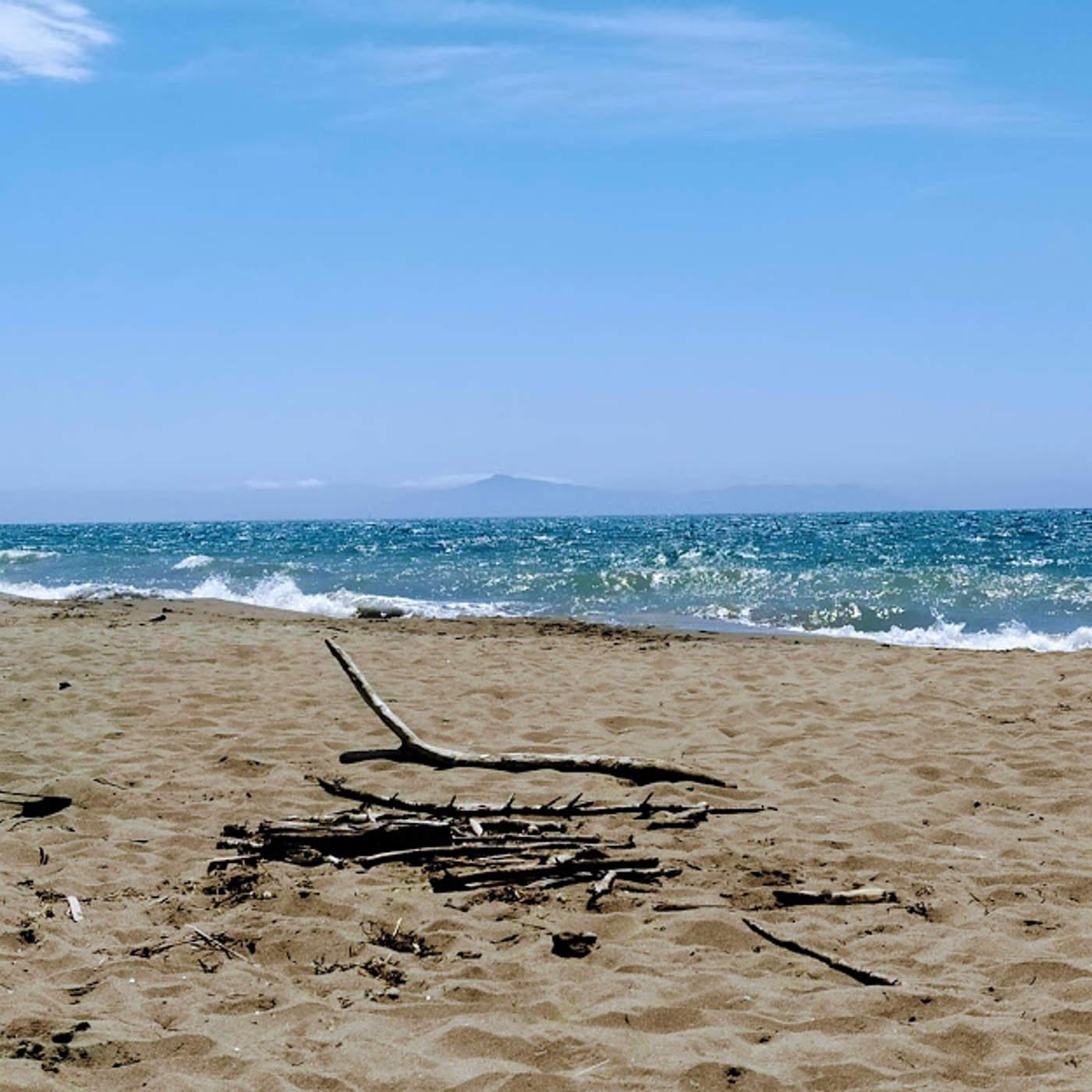 Marina di Alberese in provincia di Grosseto spiagge d'Italia