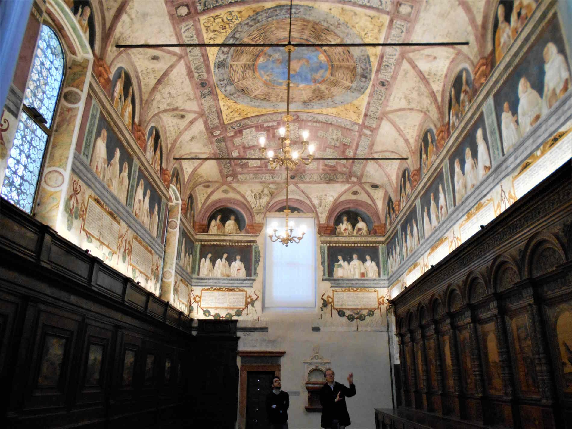Cappella di San Benedetto nella Chiesa di Santa Maria in Organo