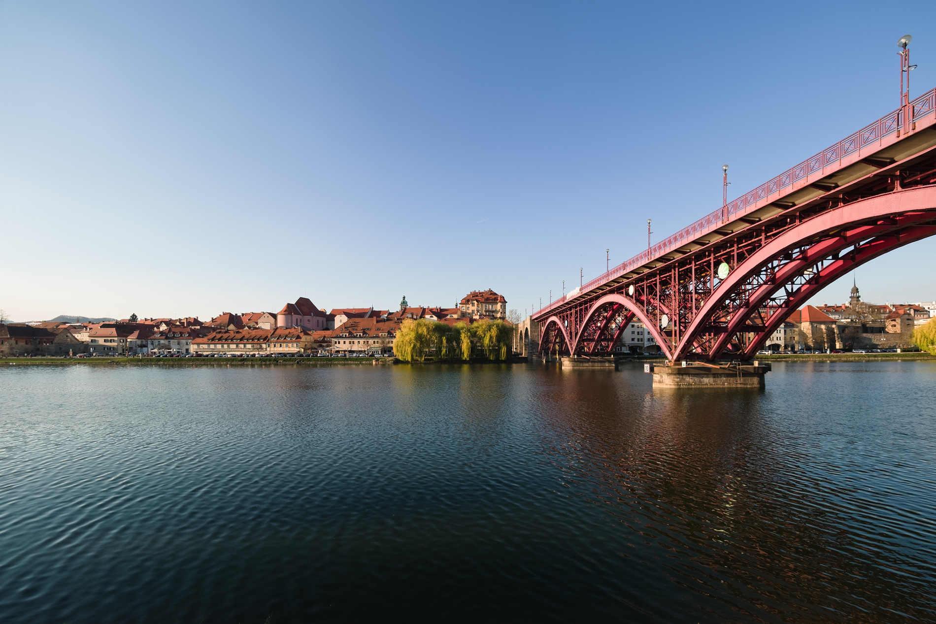 Code da vedere in un itinerario di Viaggio in Slovenia Il centro di Maribor